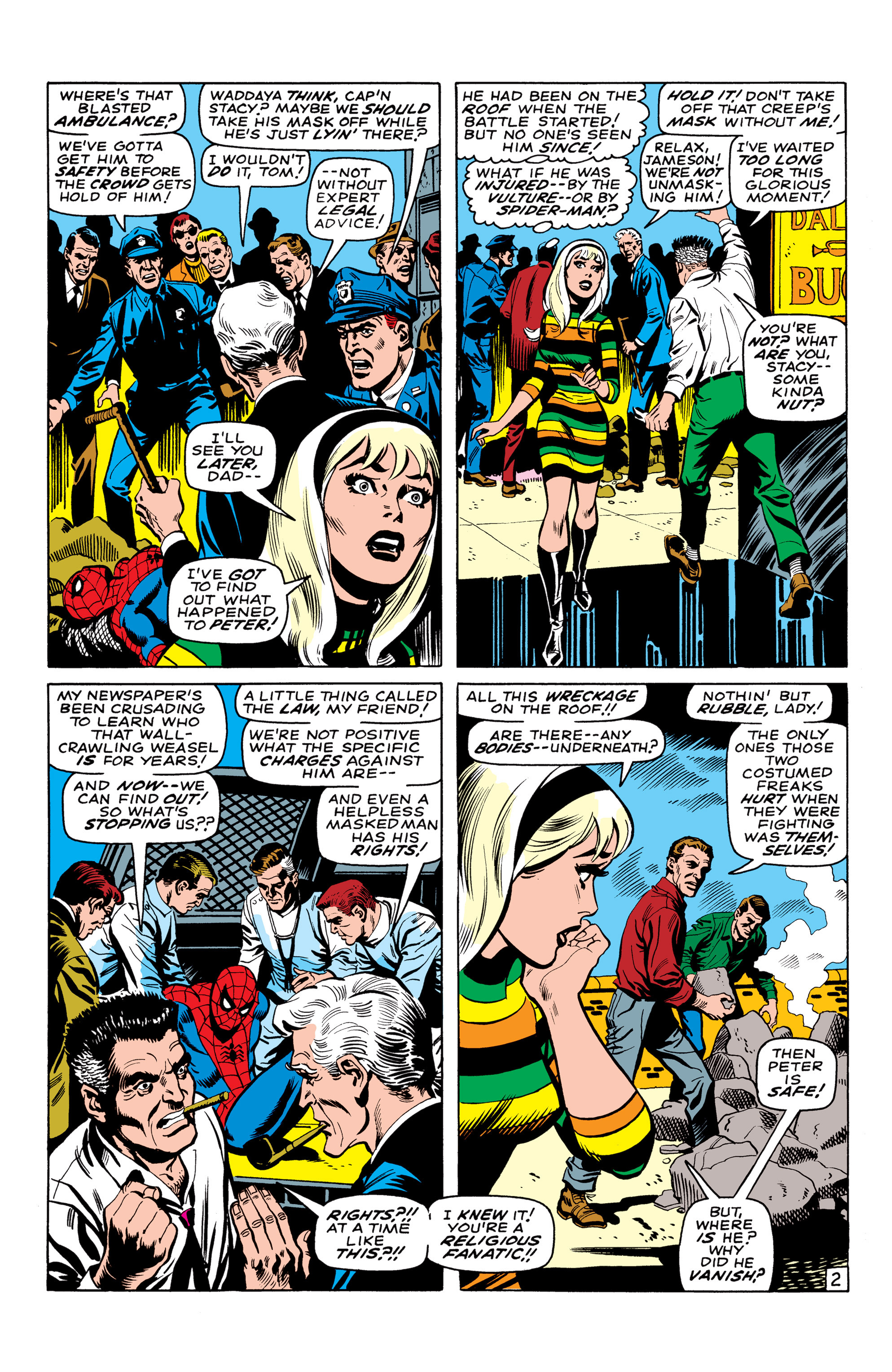 The Amazing Spider-Man (1963) 65 Page 2