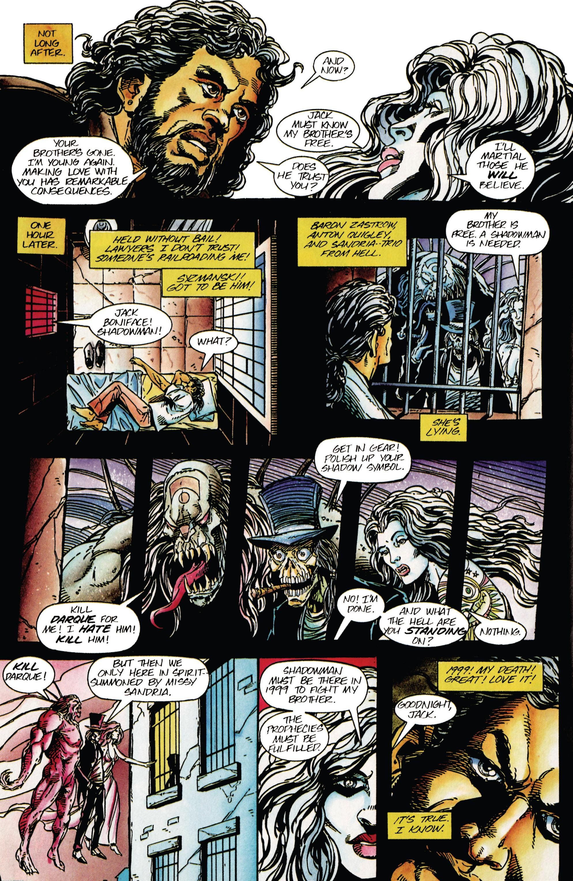 Read online Shadowman (1992) comic -  Issue #42 - 16