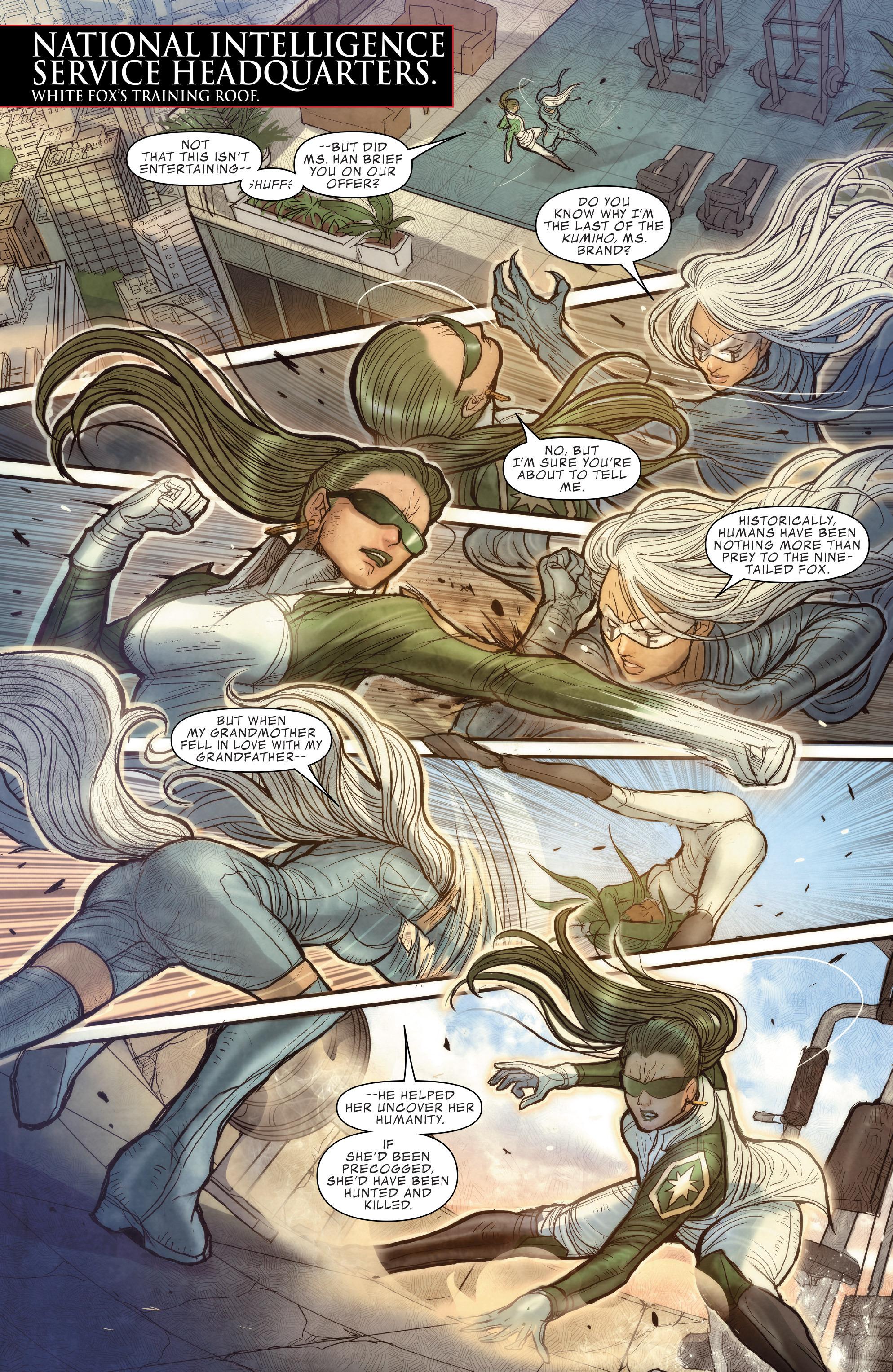 Read online Civil War II: Choosing Sides comic -  Issue #6 - 15