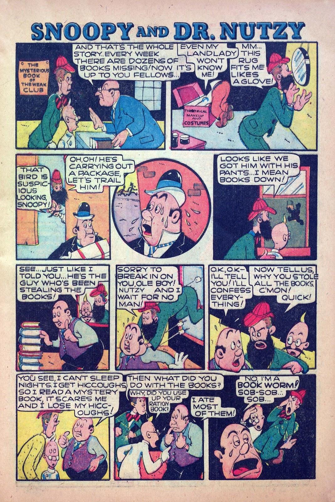 Read online Joker Comics comic -  Issue #12 - 17