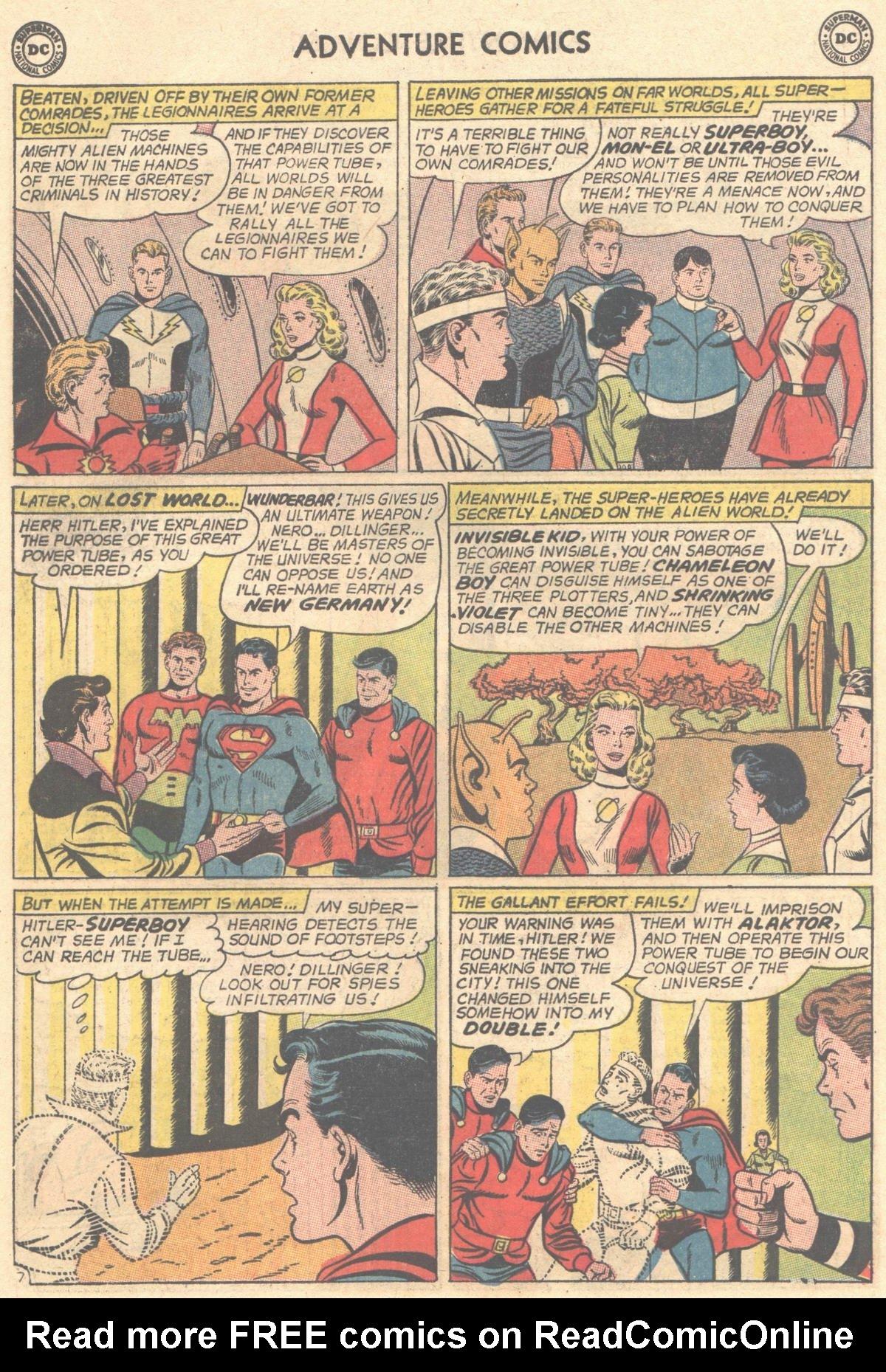 Read online Adventure Comics (1938) comic -  Issue #314 - 19