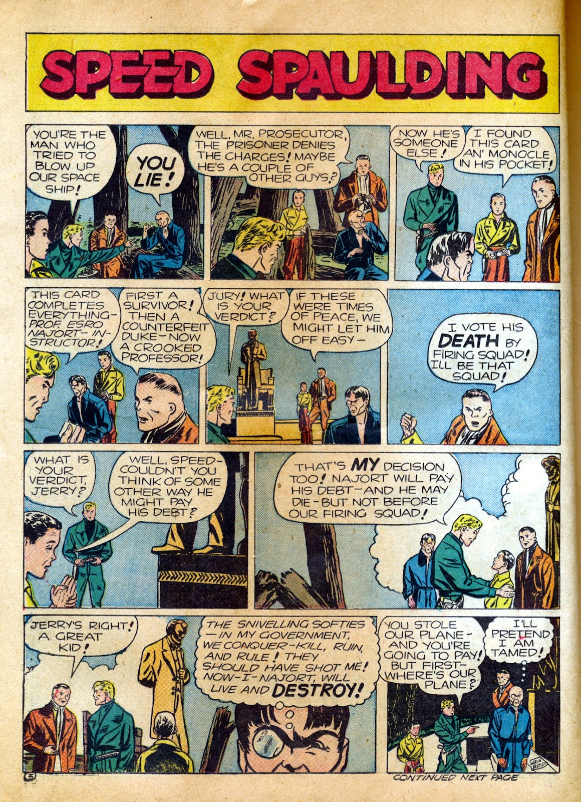 Read online Famous Funnies comic -  Issue #82 - 24
