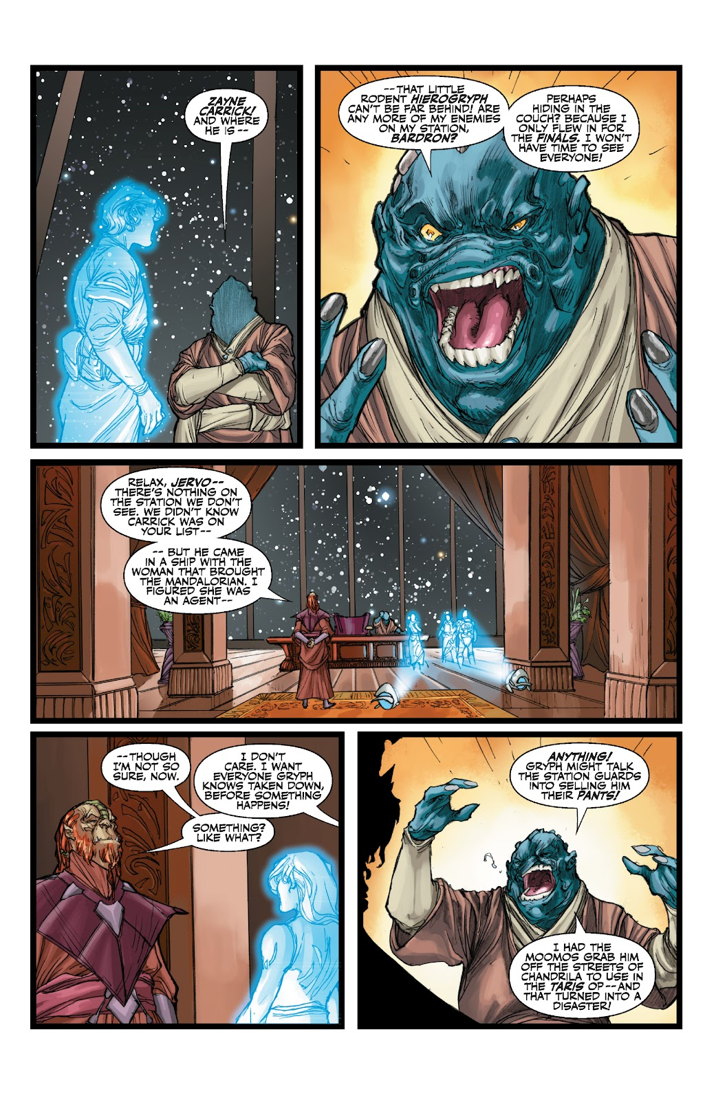 Read online Star Wars Legends: The Old Republic - Epic Collection comic -  Issue # TPB 3 (Part 1) - 73
