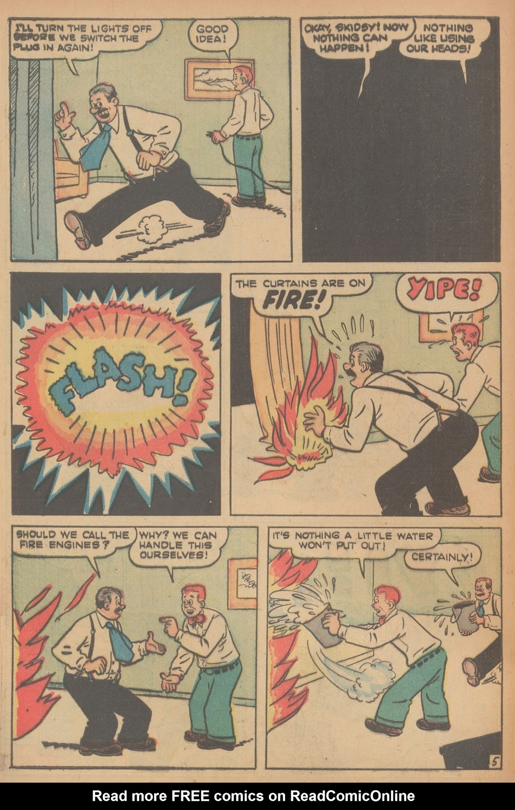 Read online Nellie The Nurse (1945) comic -  Issue #21 - 40