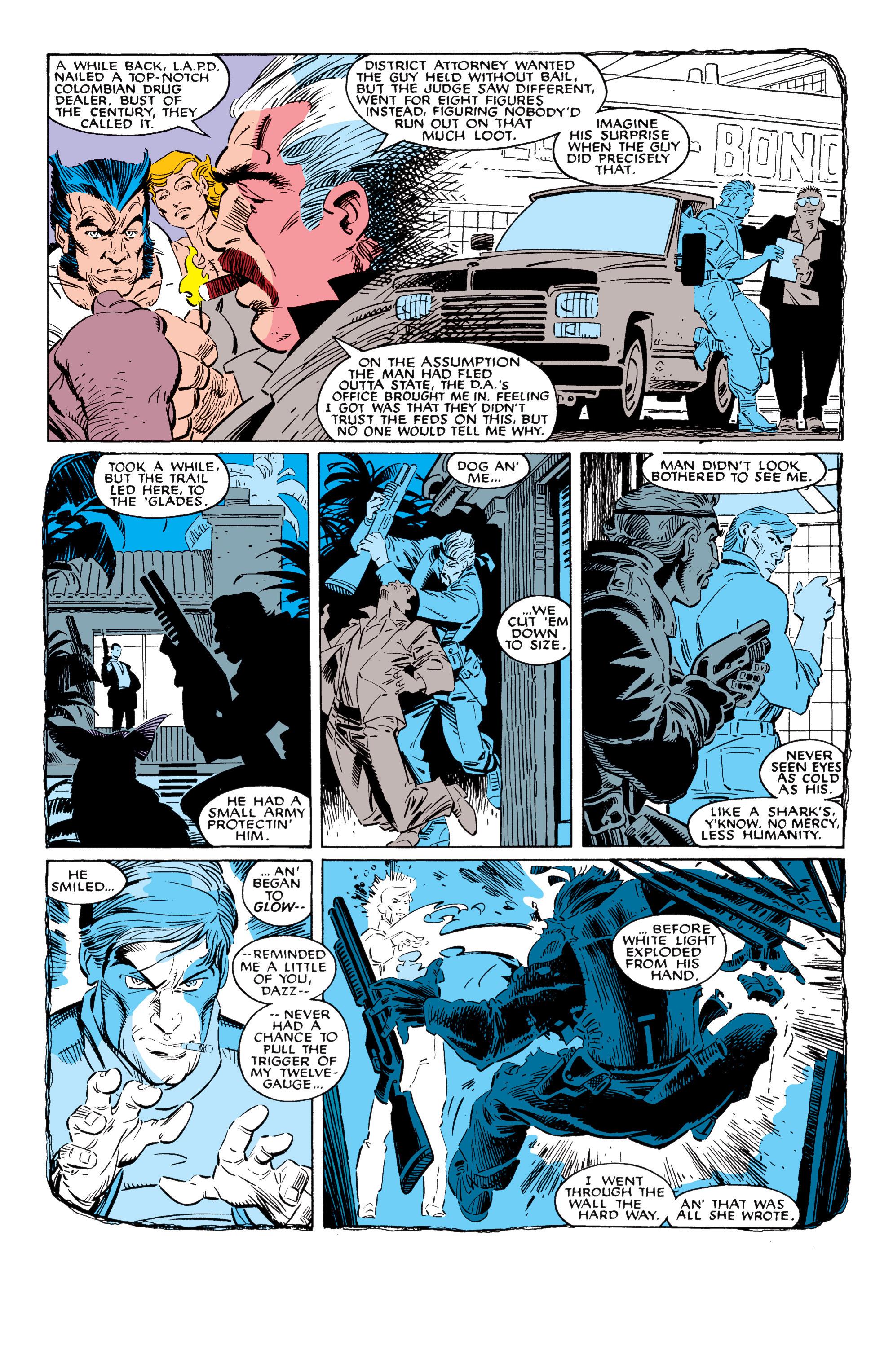 Read online Uncanny X-Men (1963) comic -  Issue #228 - 15