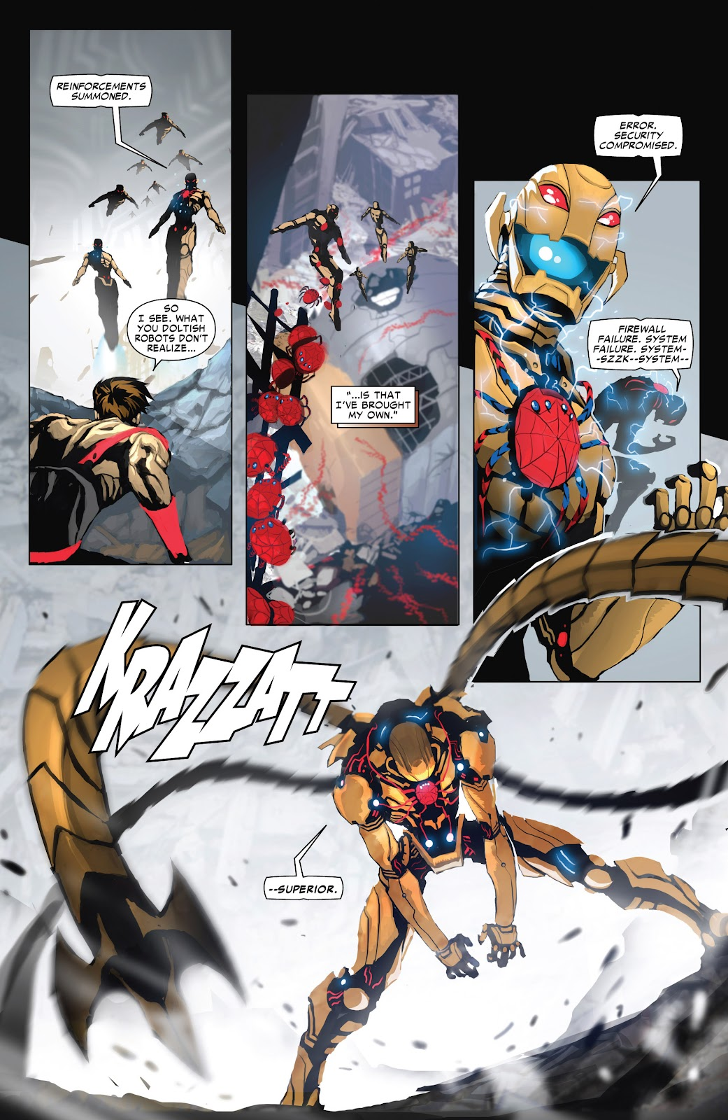 Read online Age of Ultron Companion comic -  Issue # TPB (Part 1) - 81