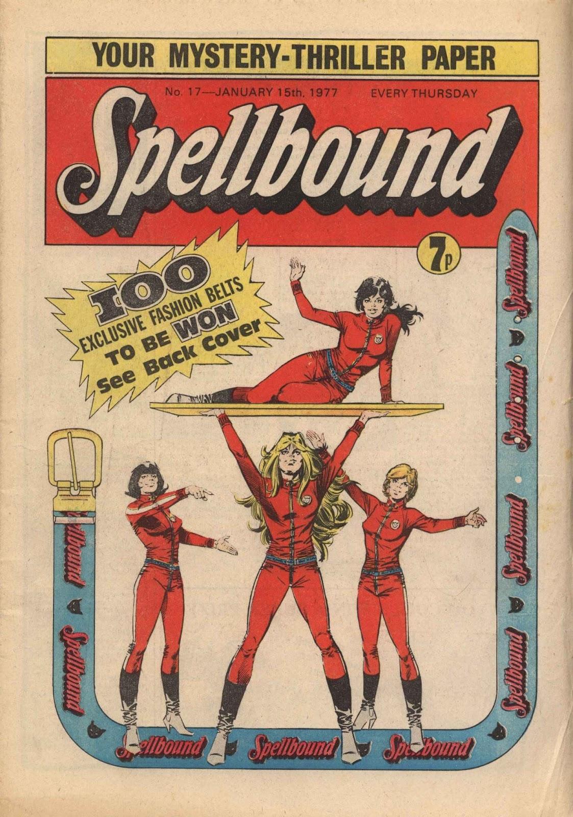 Spellbound (1988) issue 17 - Page 1