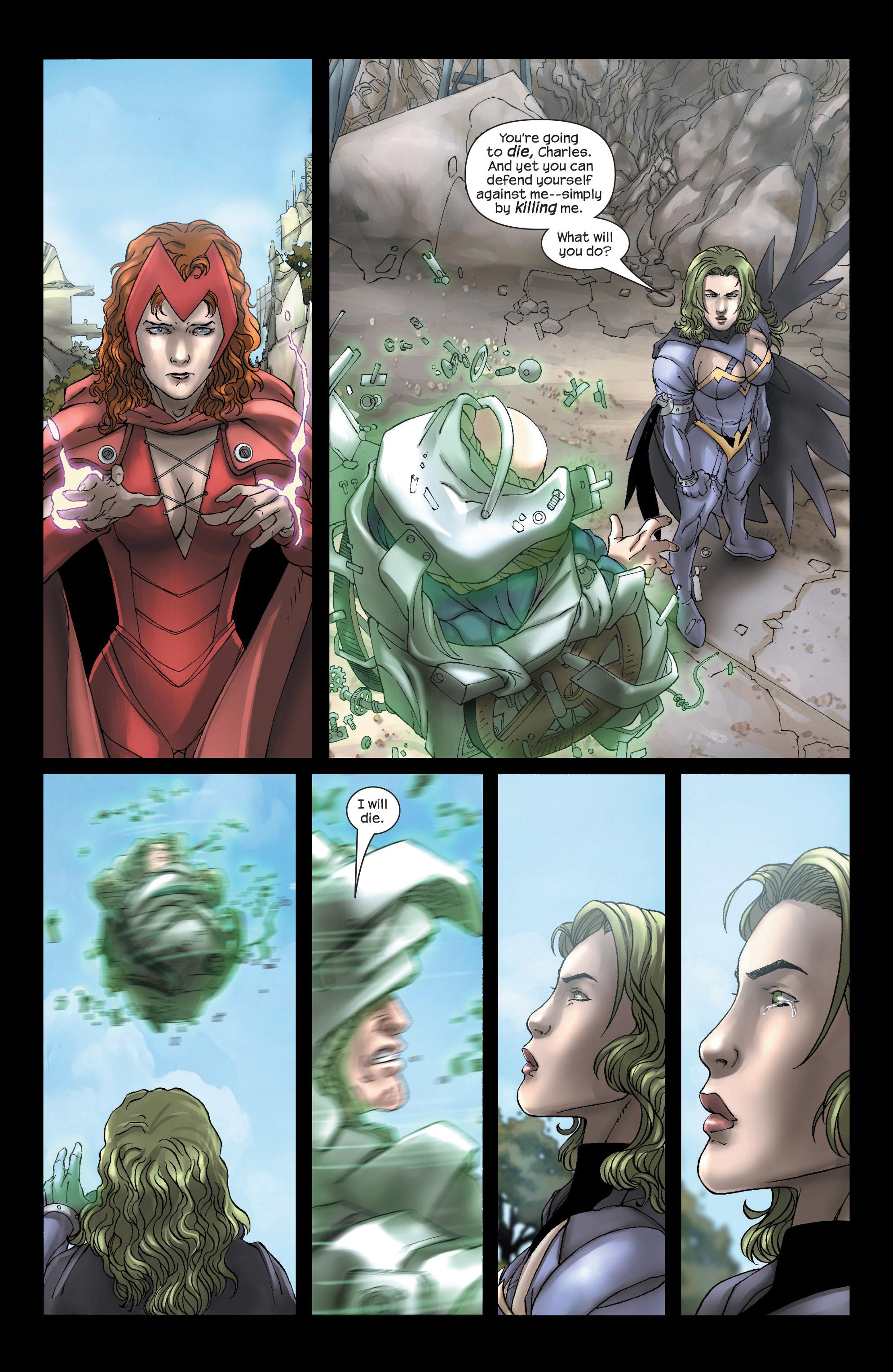 Read online Uncanny X-Men (1963) comic -  Issue #443 - 16