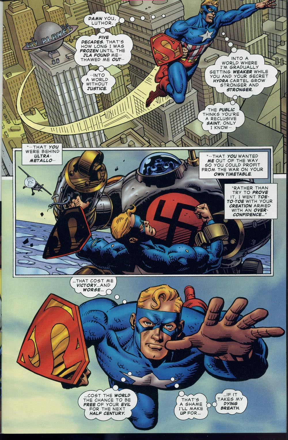 Read online Super Soldier comic -  Issue # Full - 8