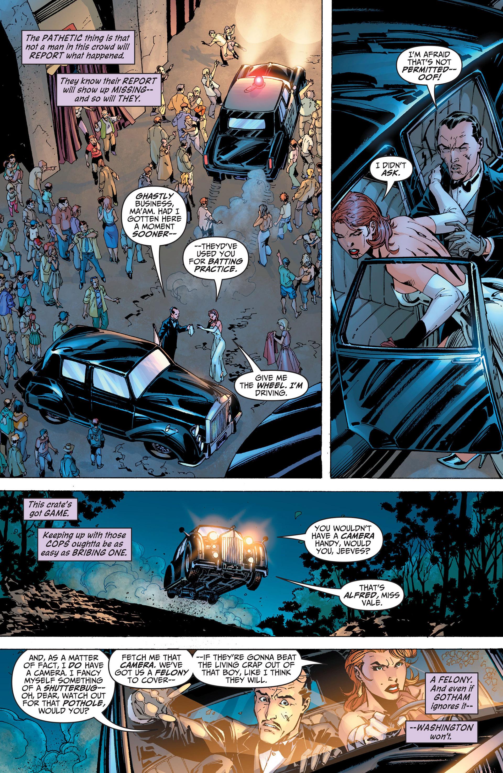 Read online All Star Batman & Robin, The Boy Wonder comic -  Issue #1 - 19