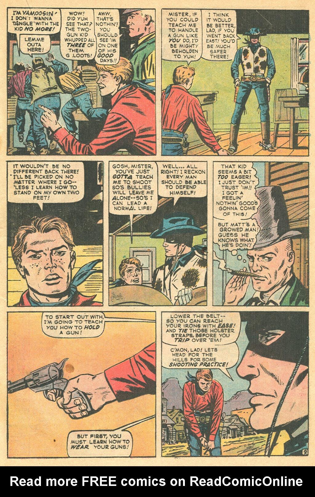 Read online Two-Gun Kid comic -  Issue #115 - 17