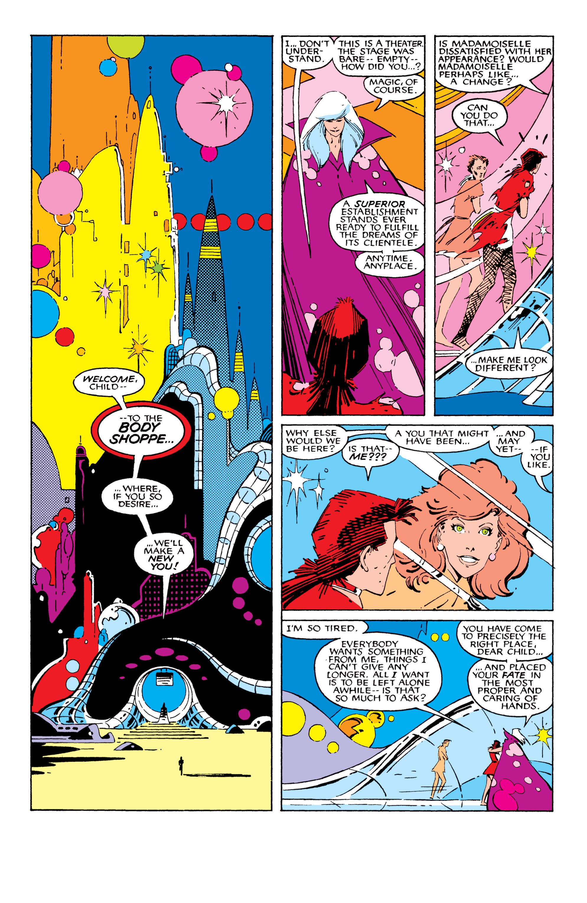 Read online Uncanny X-Men (1963) comic -  Issue #209 - 13