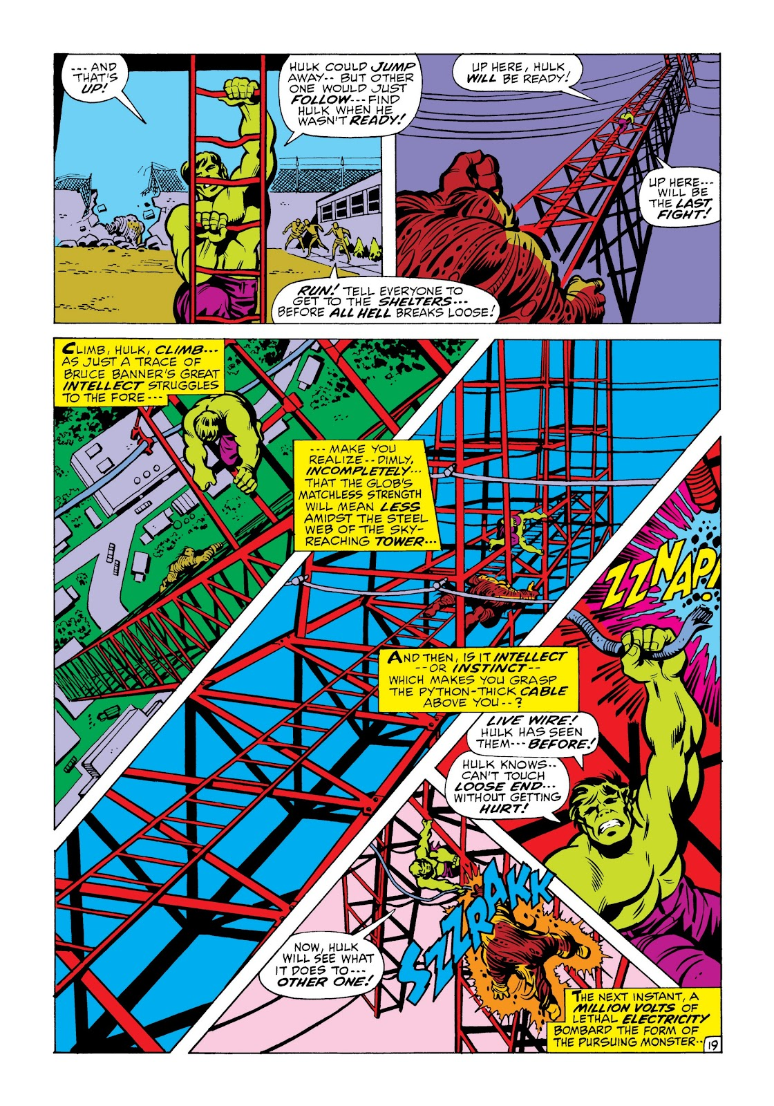 Read online Marvel Masterworks: The Incredible Hulk comic -  Issue # TPB 6 (Part 2) - 72