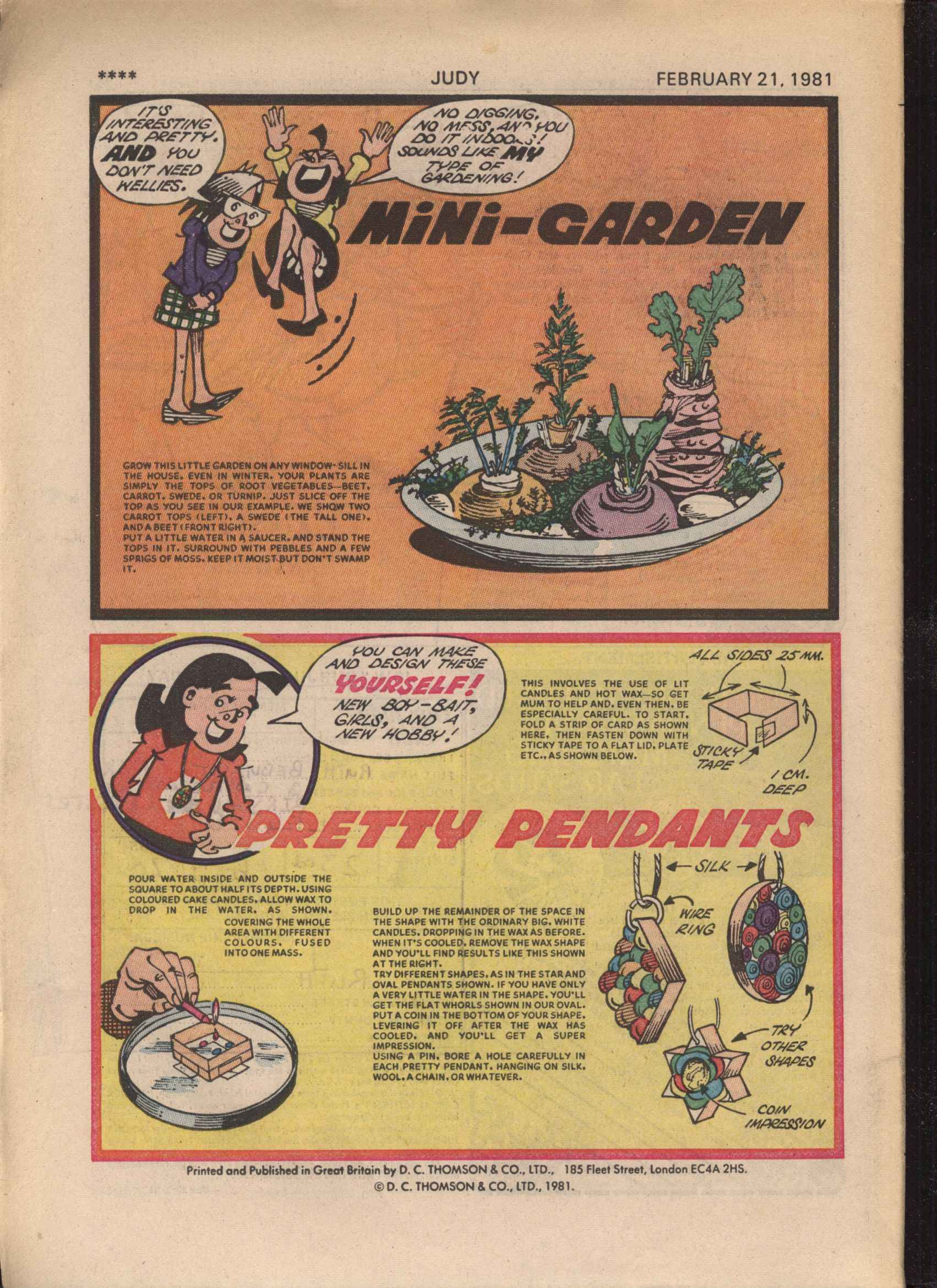 Read online Judy comic -  Issue #1102 - 32