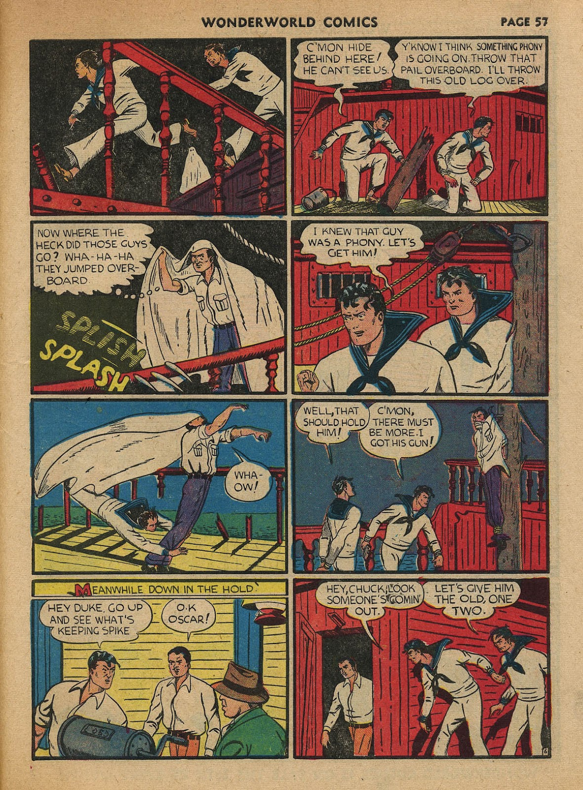 Wonderworld Comics issue 23 - Page 58