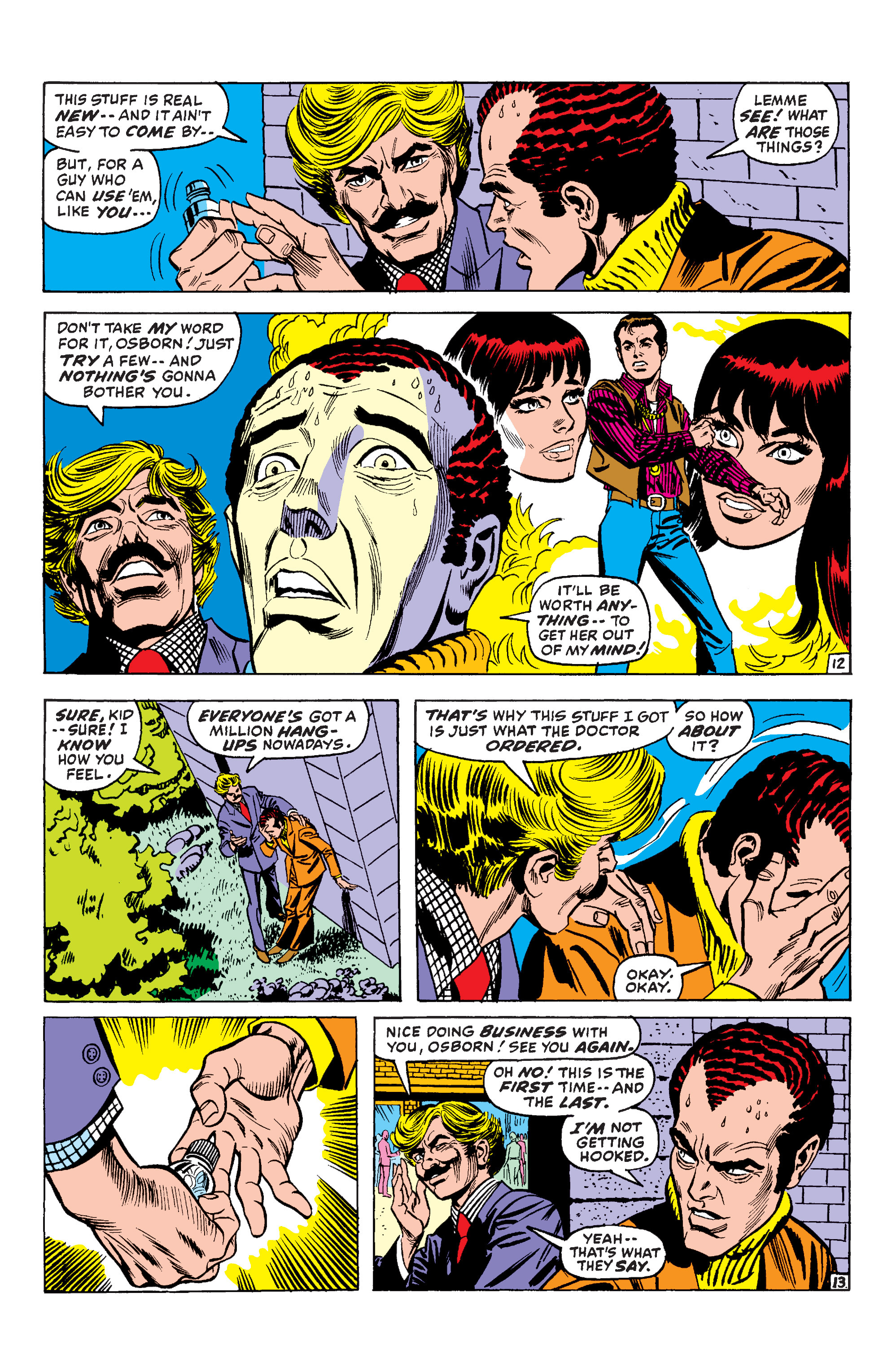 The Amazing Spider-Man (1963) 97 Page 12