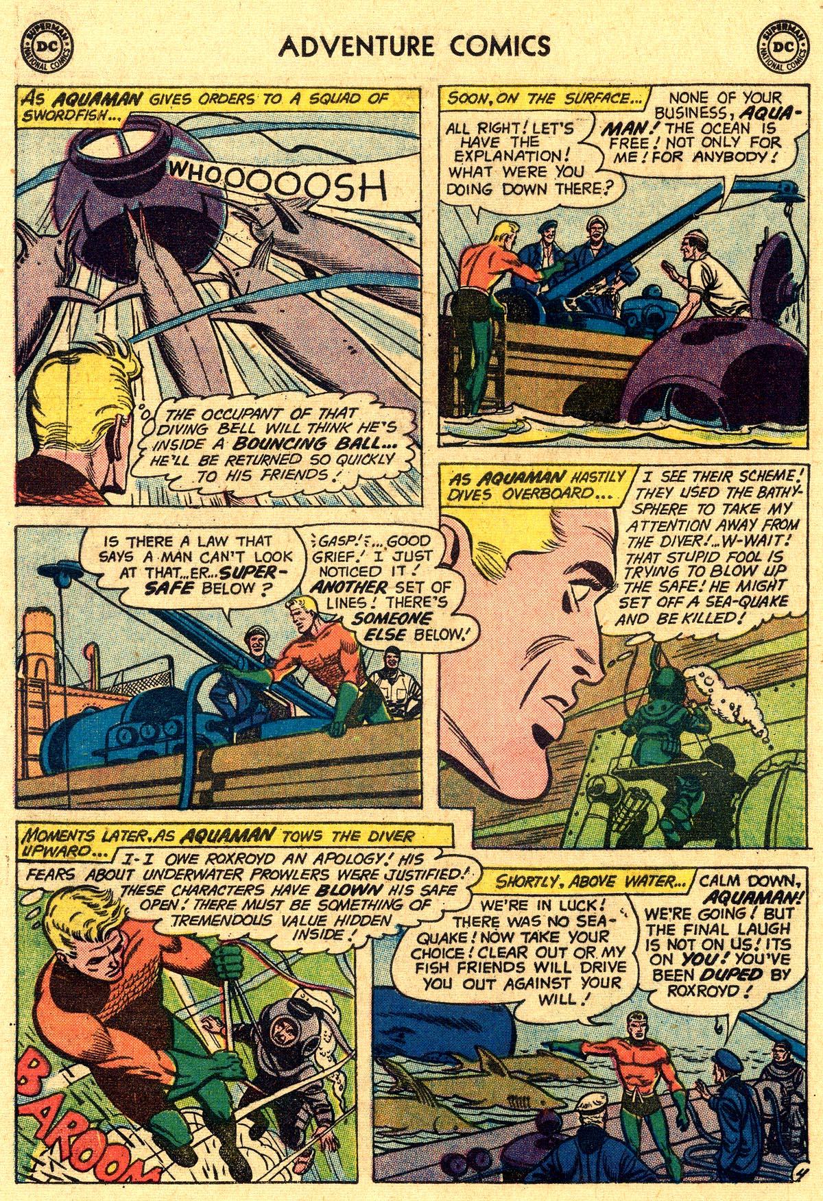 Read online Adventure Comics (1938) comic -  Issue #265 - 20