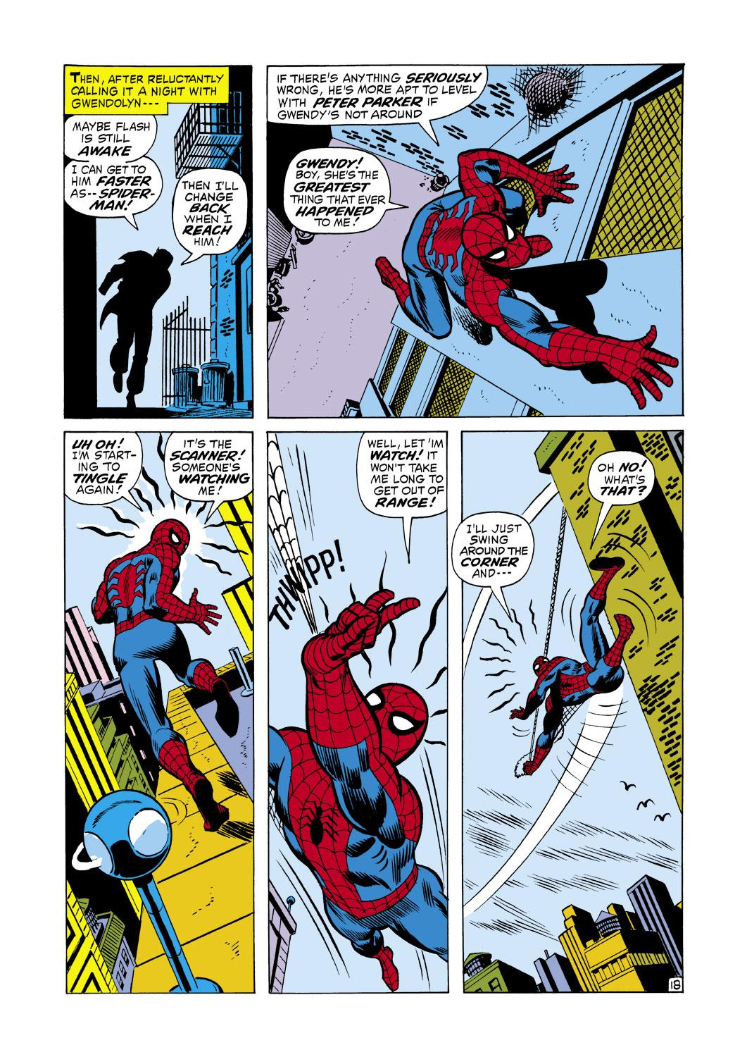 The Amazing Spider-Man (1963) 106 Page 18