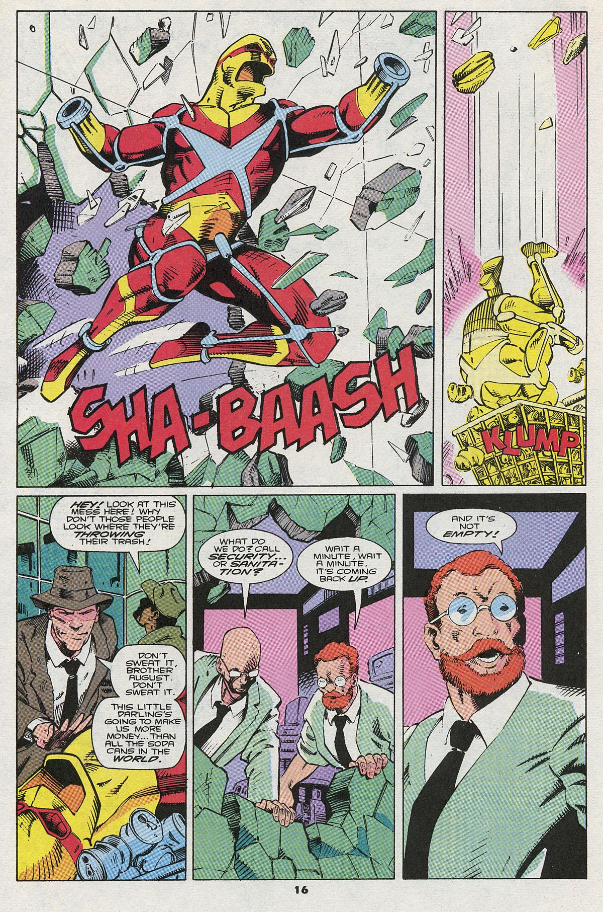 Read online Wonder Man (1991) comic -  Issue #5 - 14
