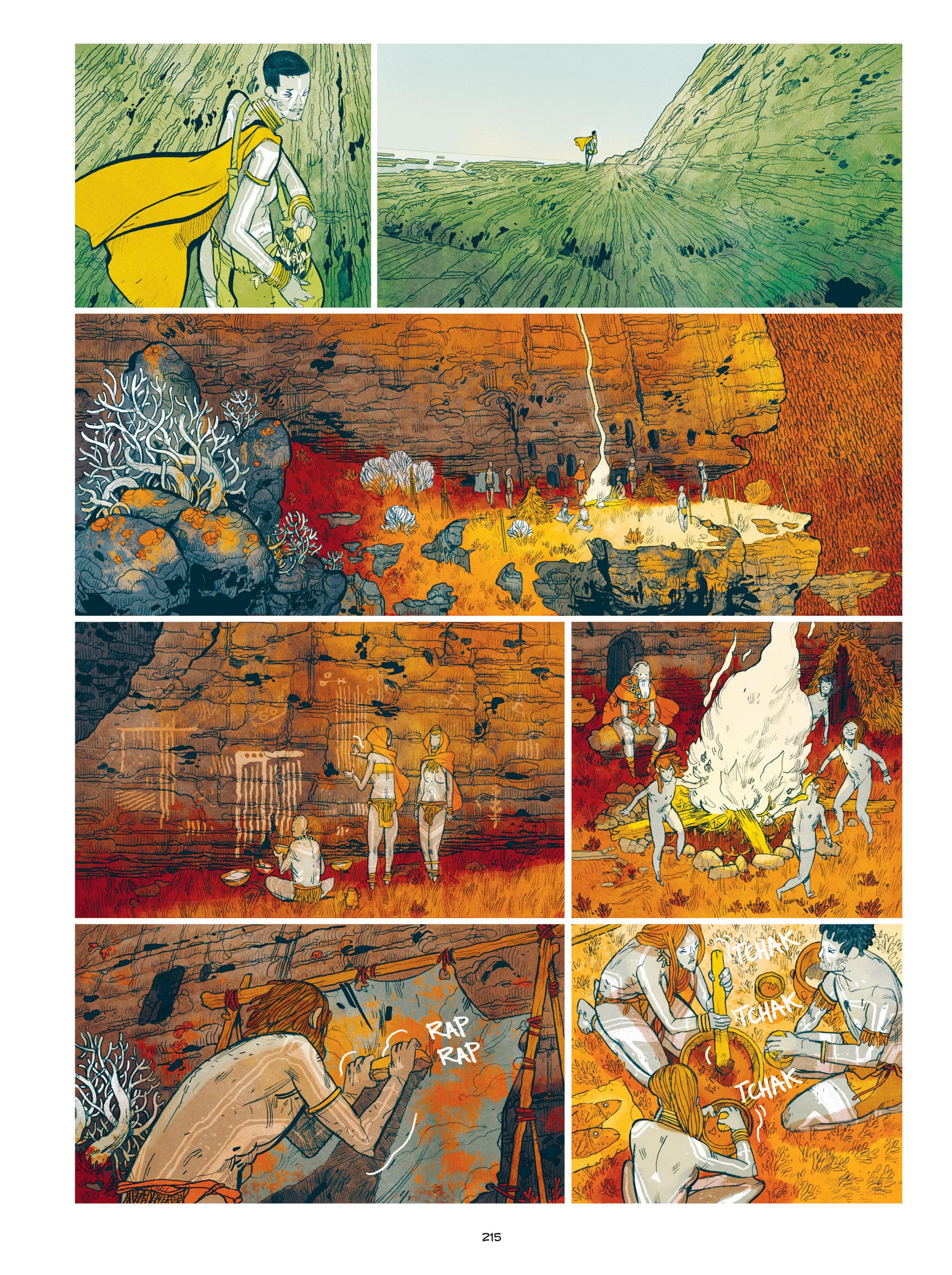 Read online Shangri-La comic -  Issue # Full - 215