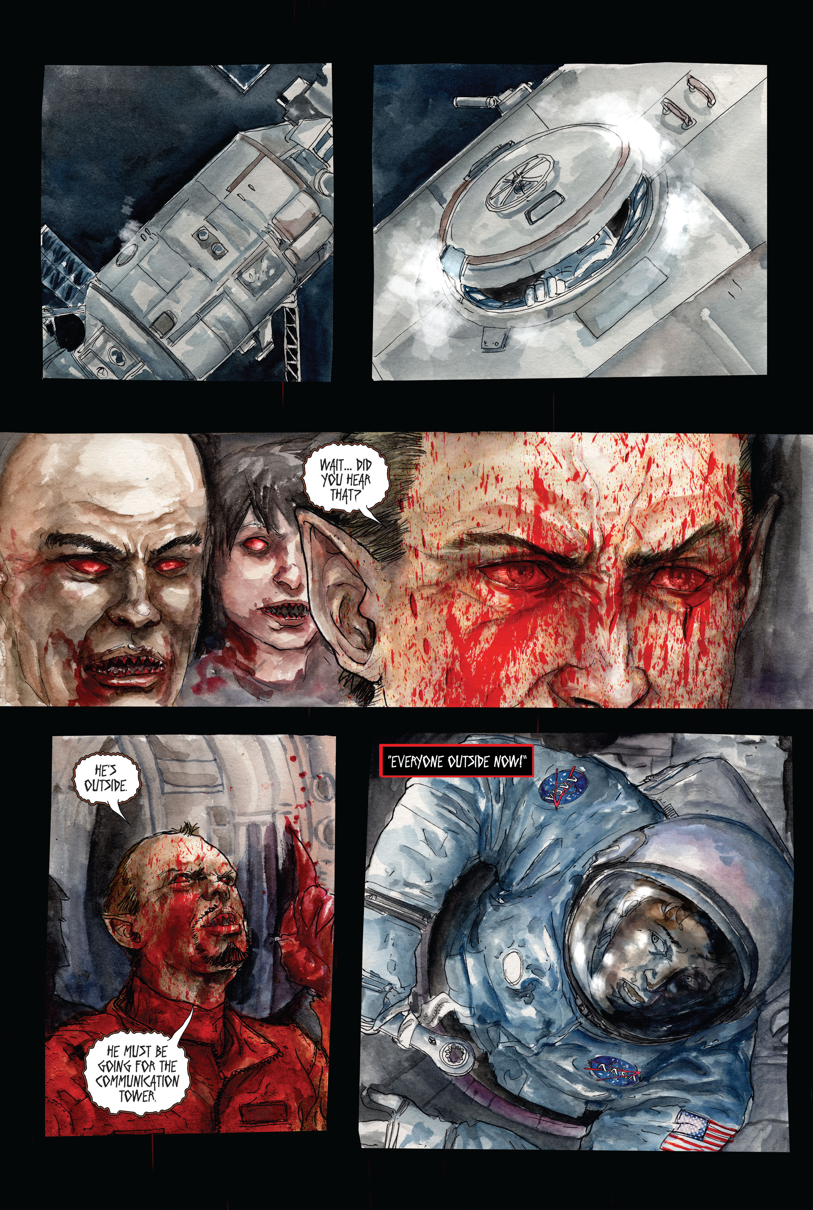30 Days of Night: Dead Space 3 Page 11