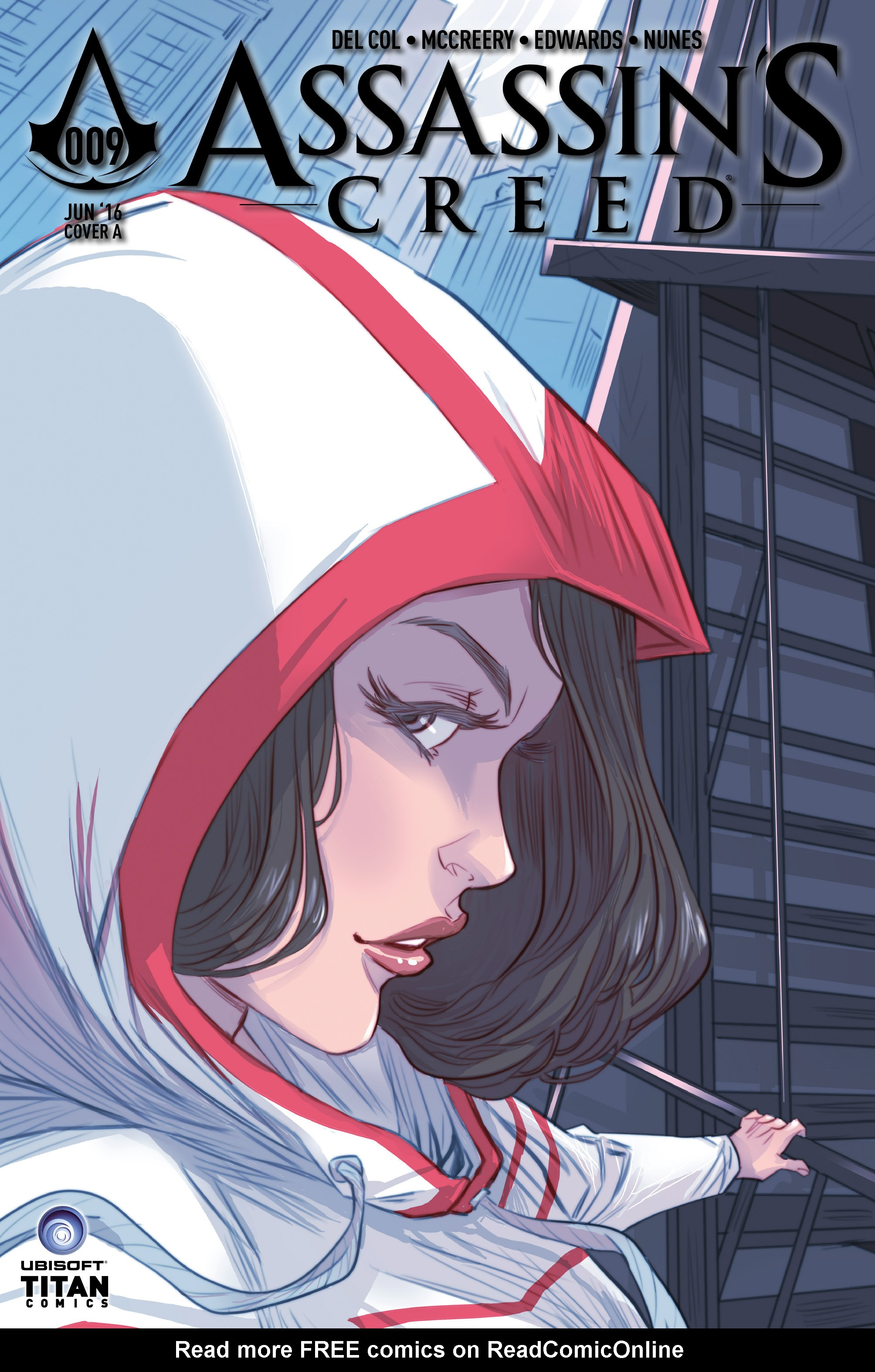 Read online Assassin's Creed (2015) comic -  Issue #9 - 1