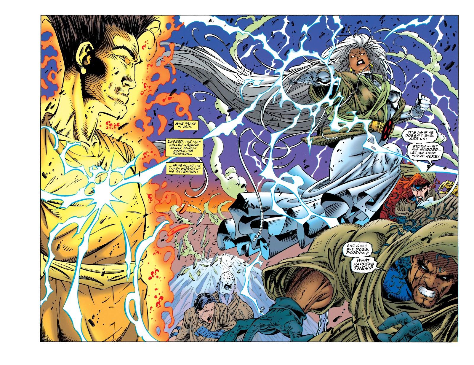 Uncanny X-Men (1963) issue 320 - Page 3