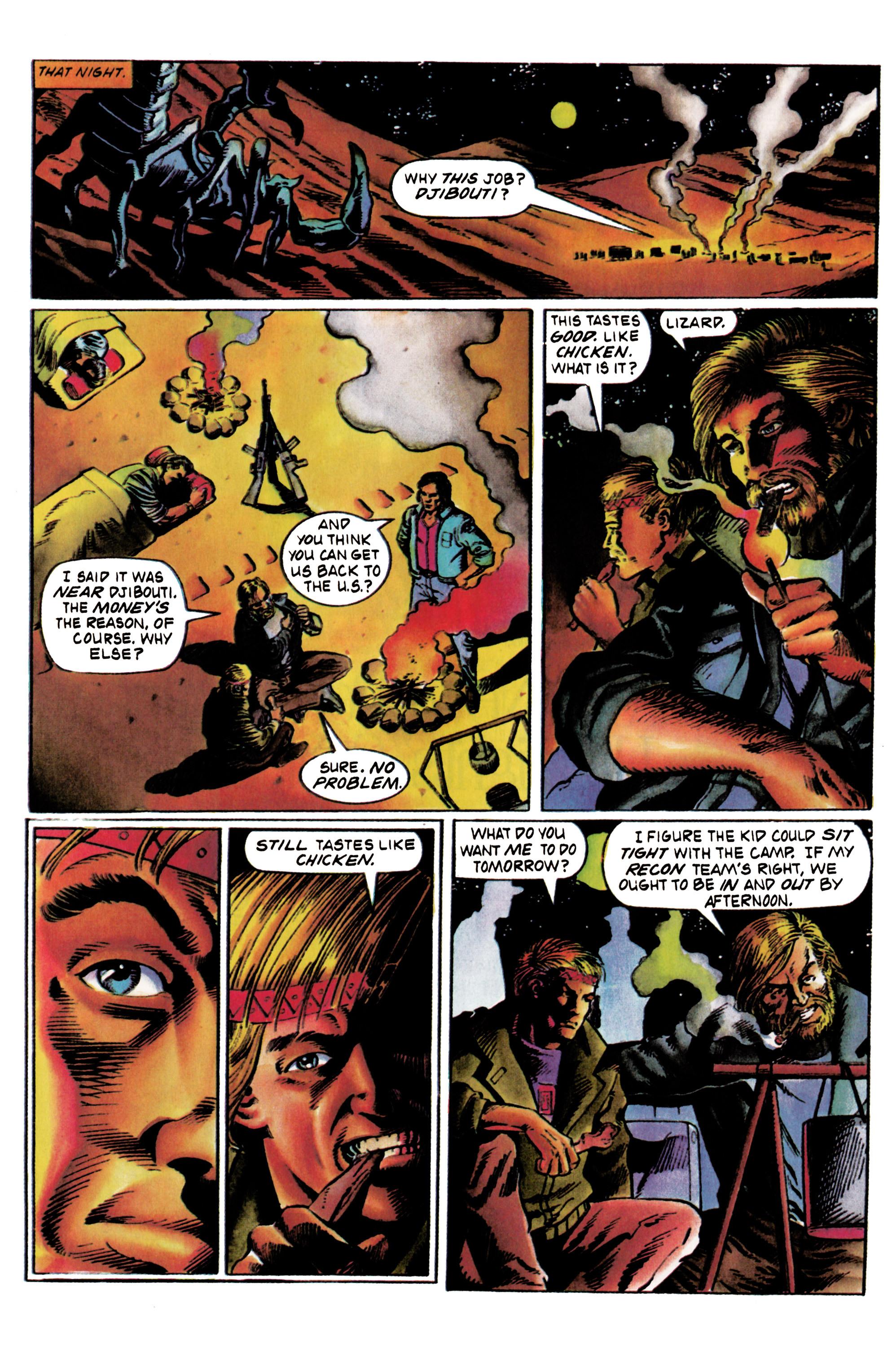 Read online Eternal Warrior (1992) comic -  Issue #20 - 14