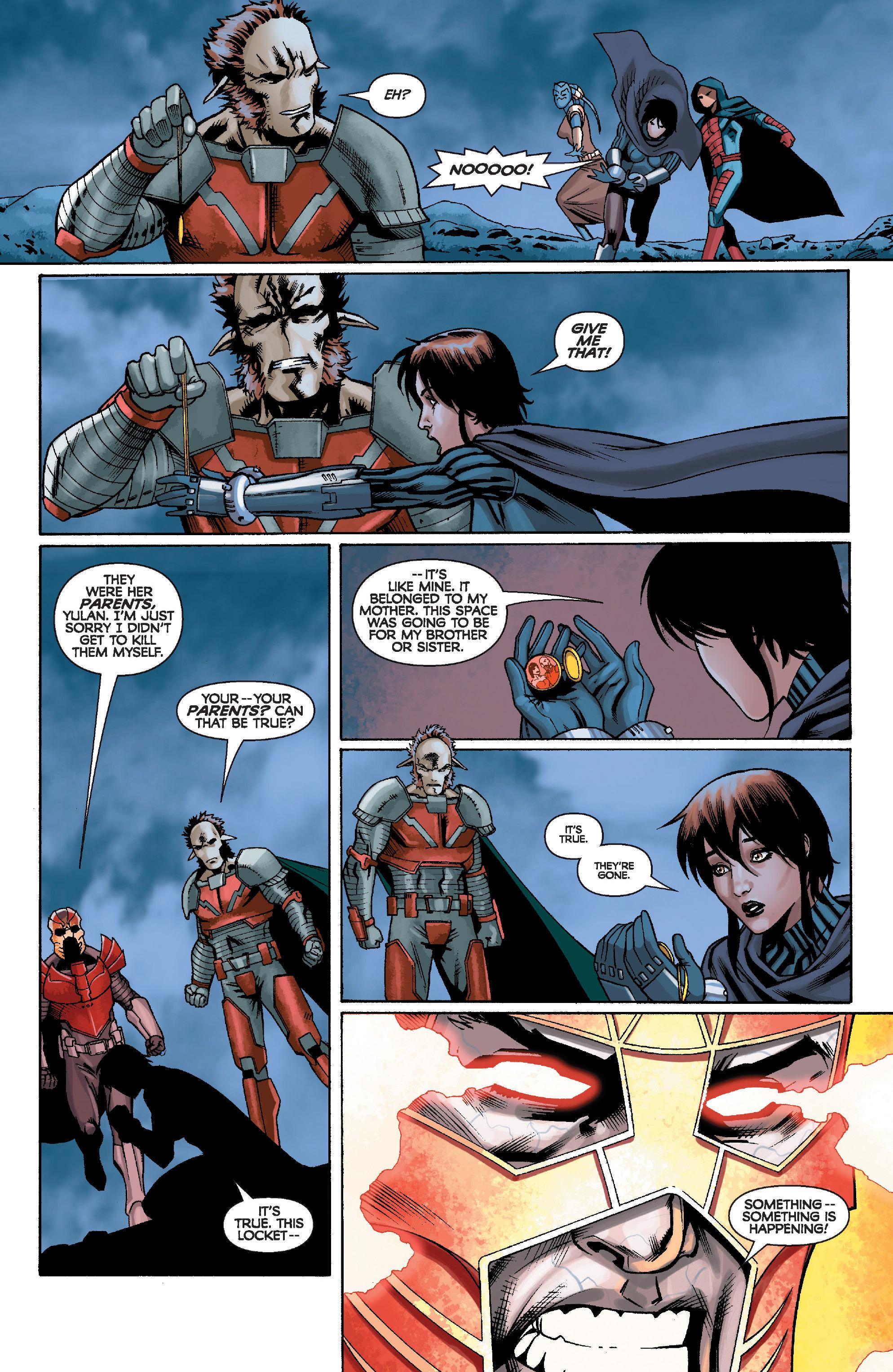 Read online Star Wars: Knight Errant - Escape comic -  Issue #4 - 8