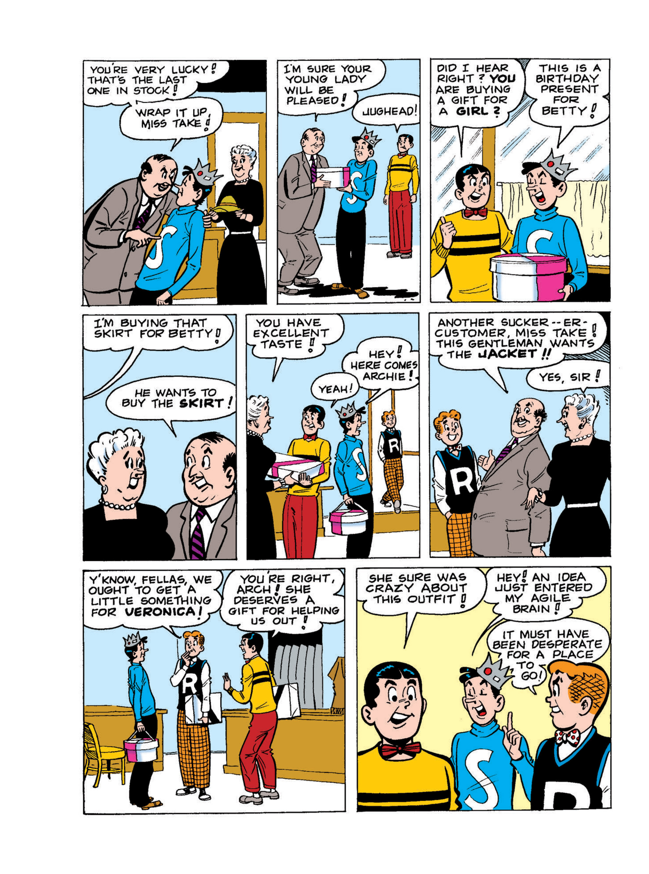 Read online Archie 1000 Page Comics Blowout! comic -  Issue # TPB (Part 2) - 76