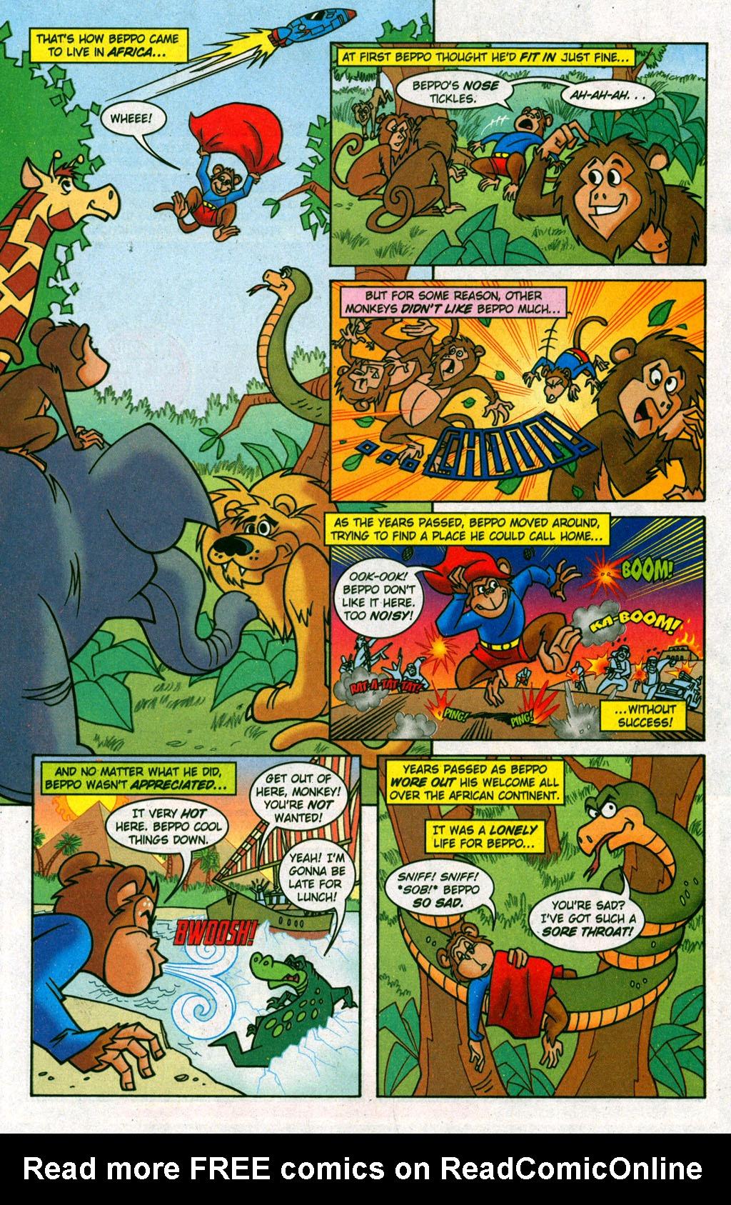 Read online Krypto the Superdog comic -  Issue #6 - 13