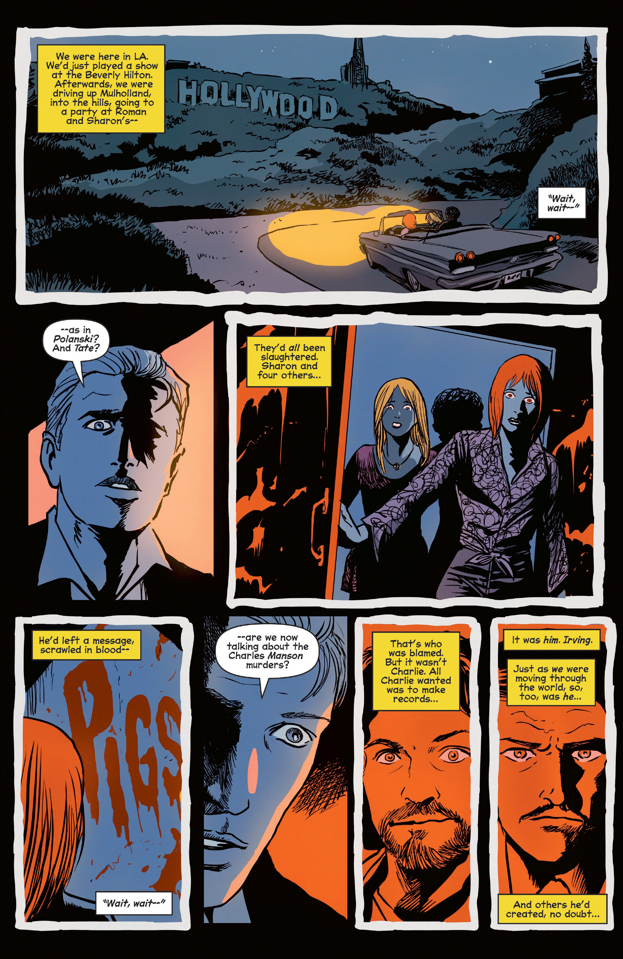 Read online Afterlife with Archie comic -  Issue #10 - 28