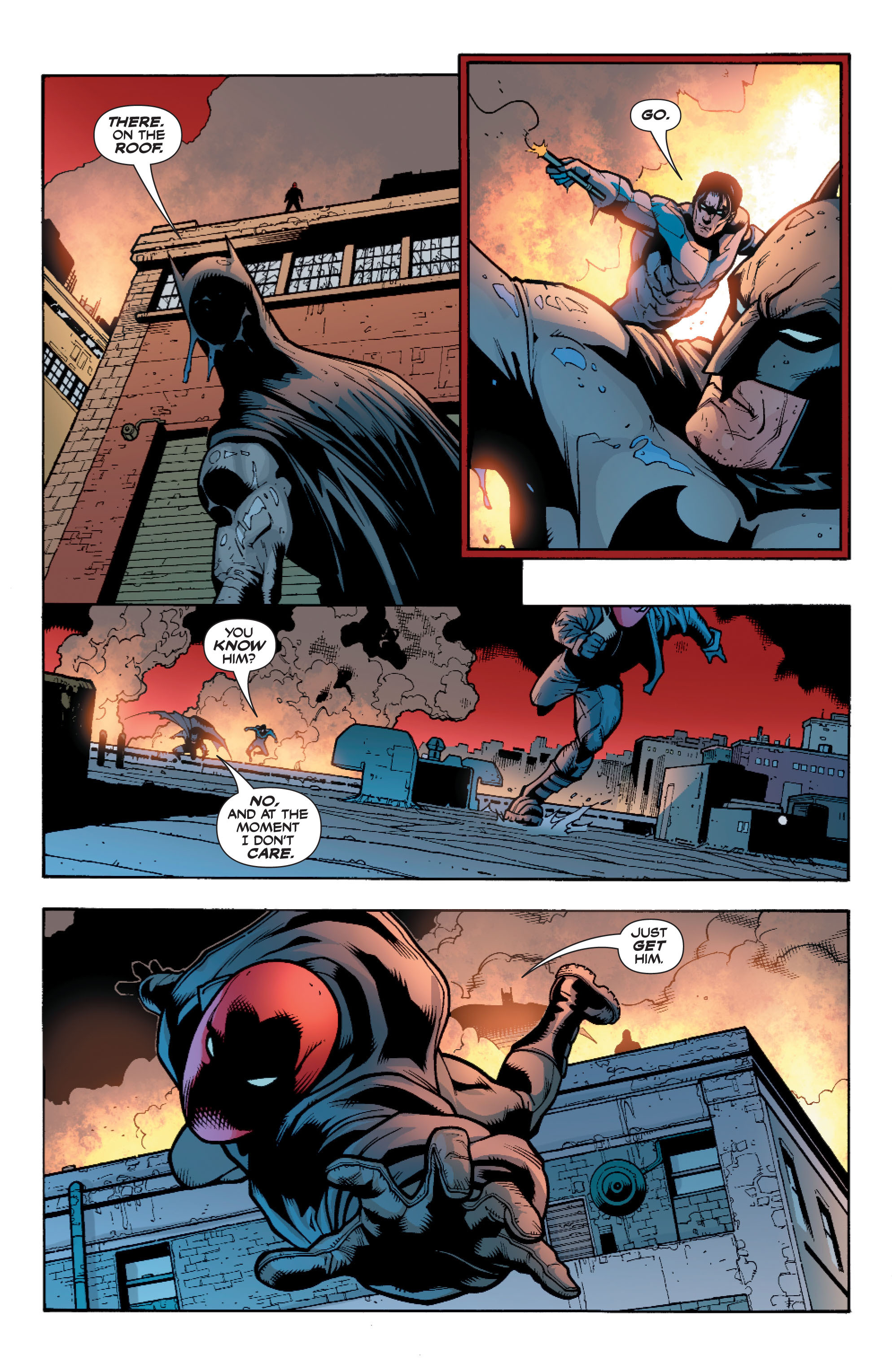 Read online Batman: Under The Red Hood comic -  Issue # Full - 48