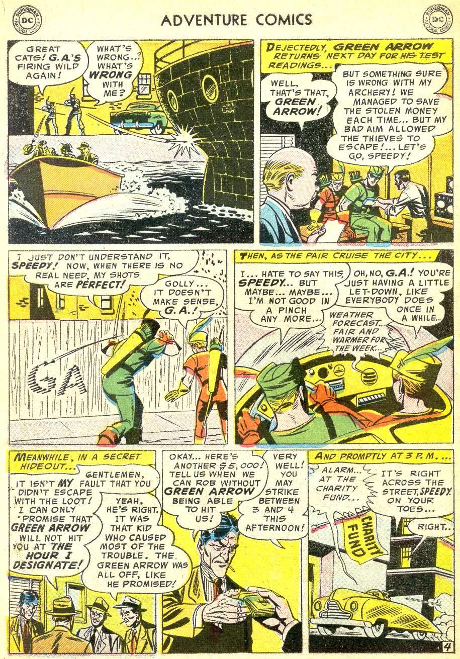 Read online Adventure Comics (1938) comic -  Issue #218 - 30