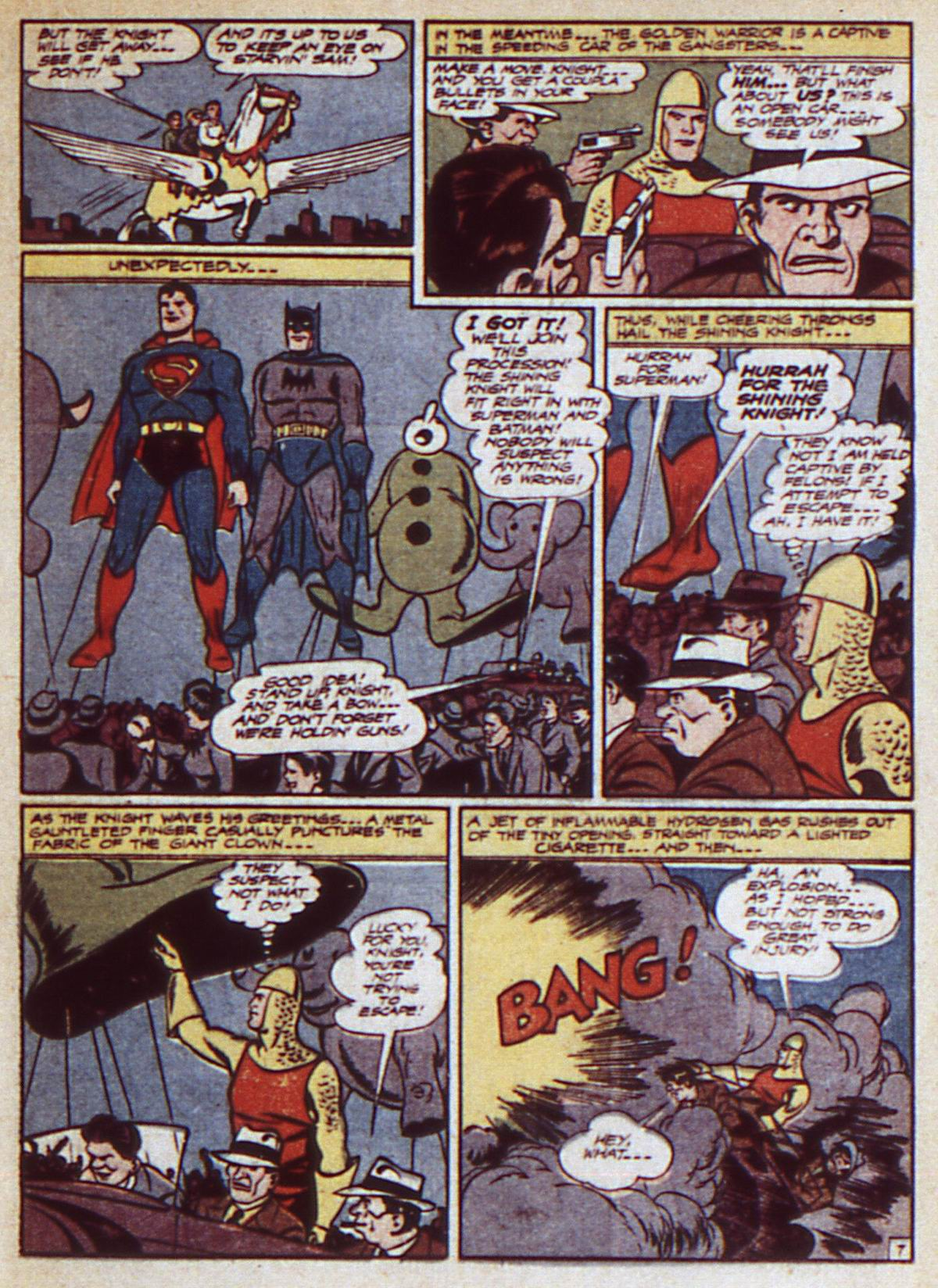 Read online Adventure Comics (1938) comic -  Issue #85 - 33
