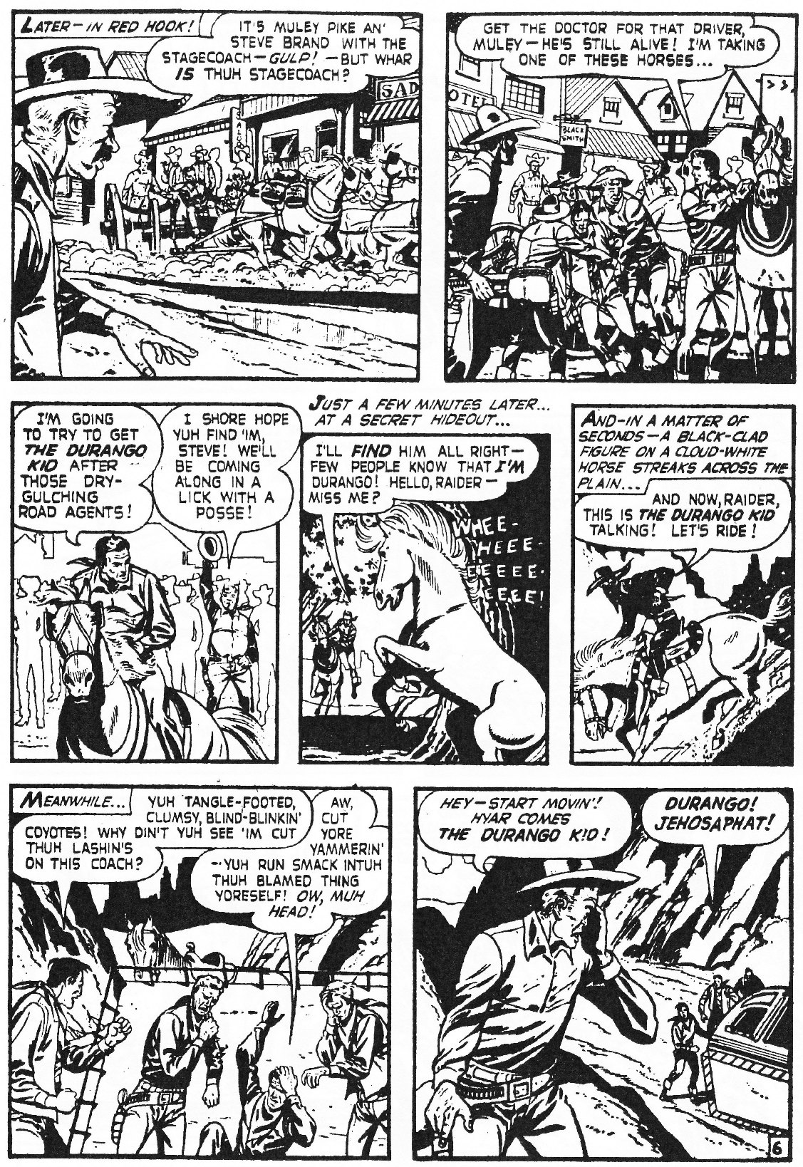 Read online Men of Mystery Comics comic -  Issue #81 - 192
