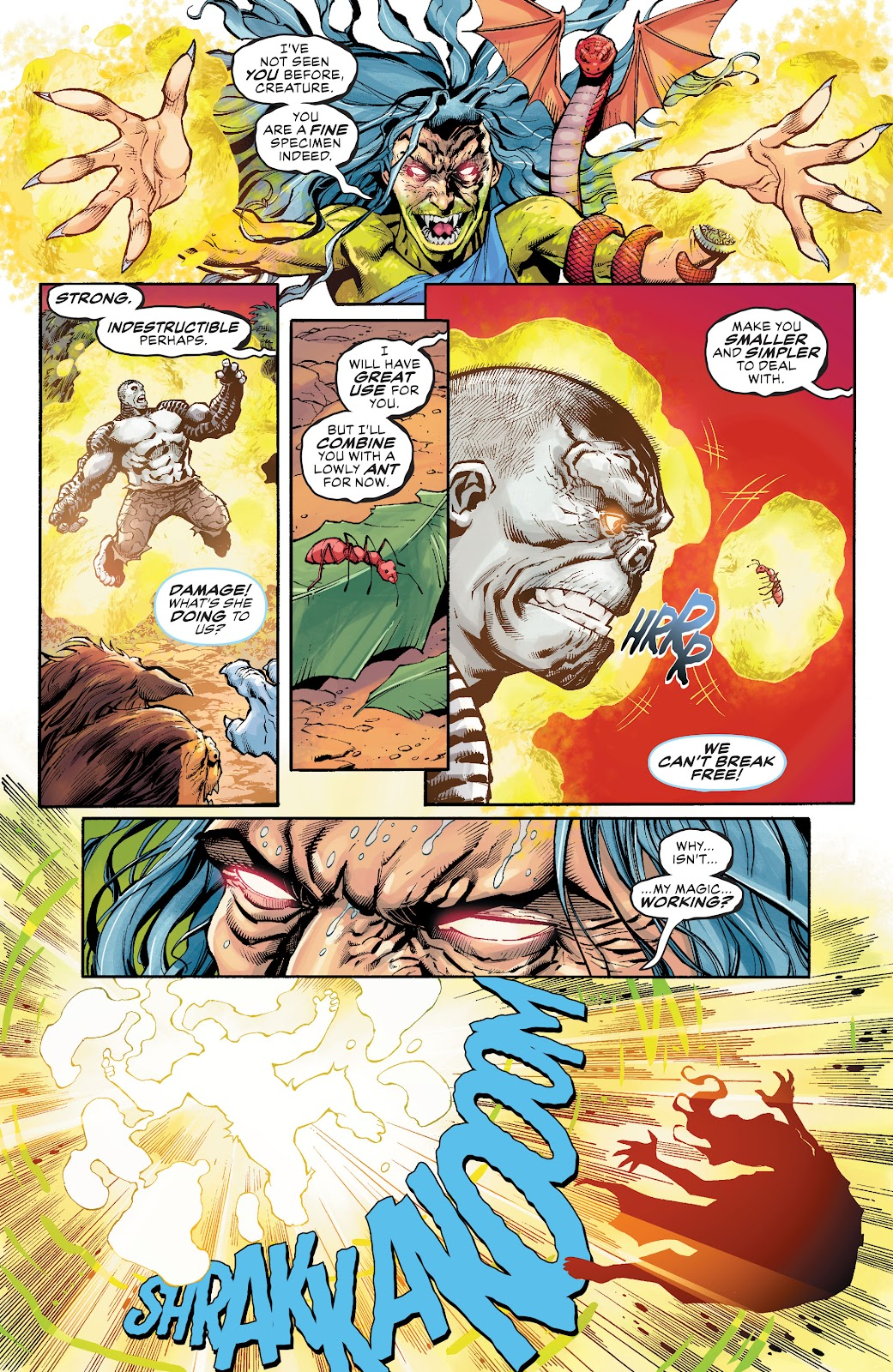 Read online Damage (2018) comic -  Issue #16 - 12