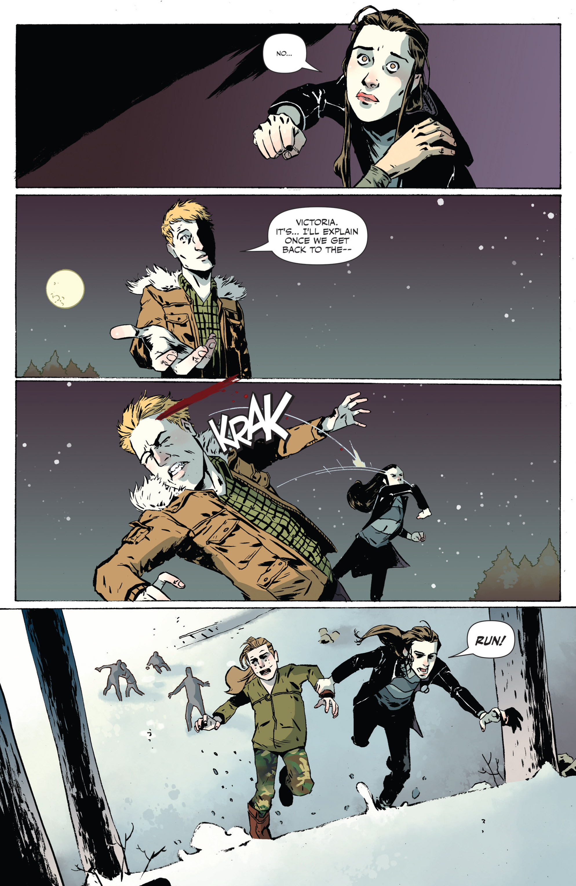 Read online Sheltered comic -  Issue #2 - 20