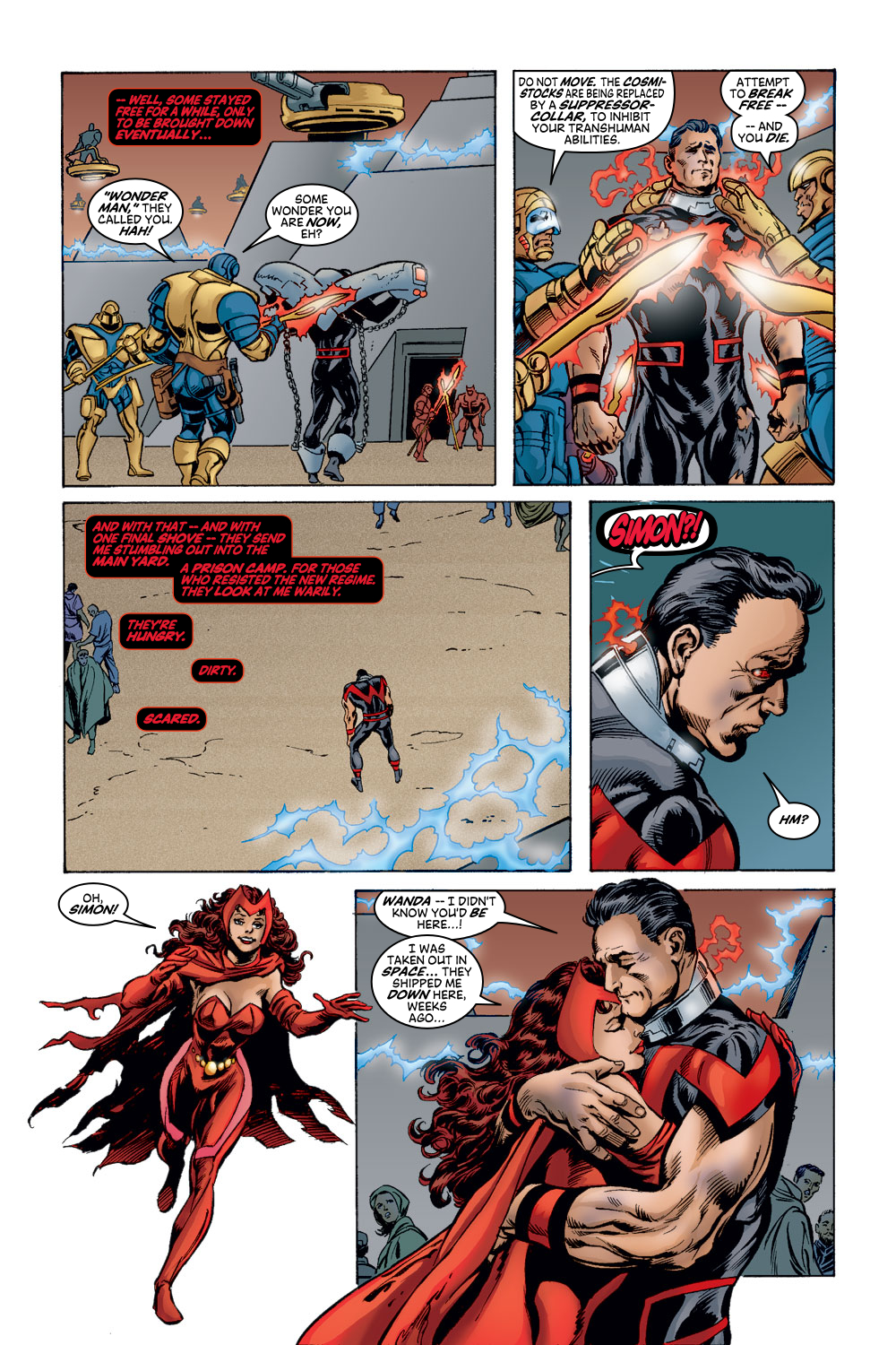 Read online Avengers (1998) comic -  Issue #51 - 5
