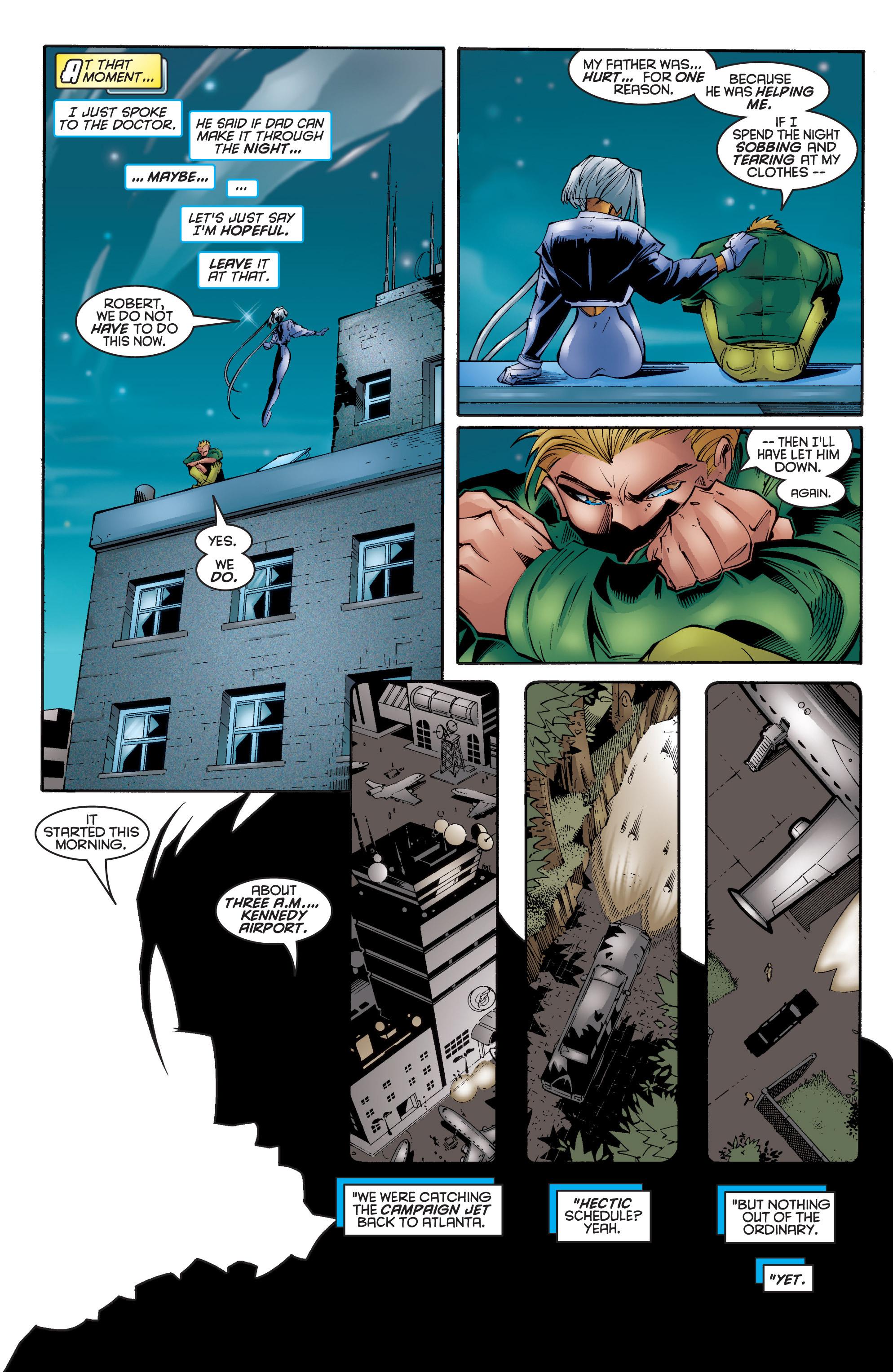 Read online Uncanny X-Men (1963) comic -  Issue #340 - 8