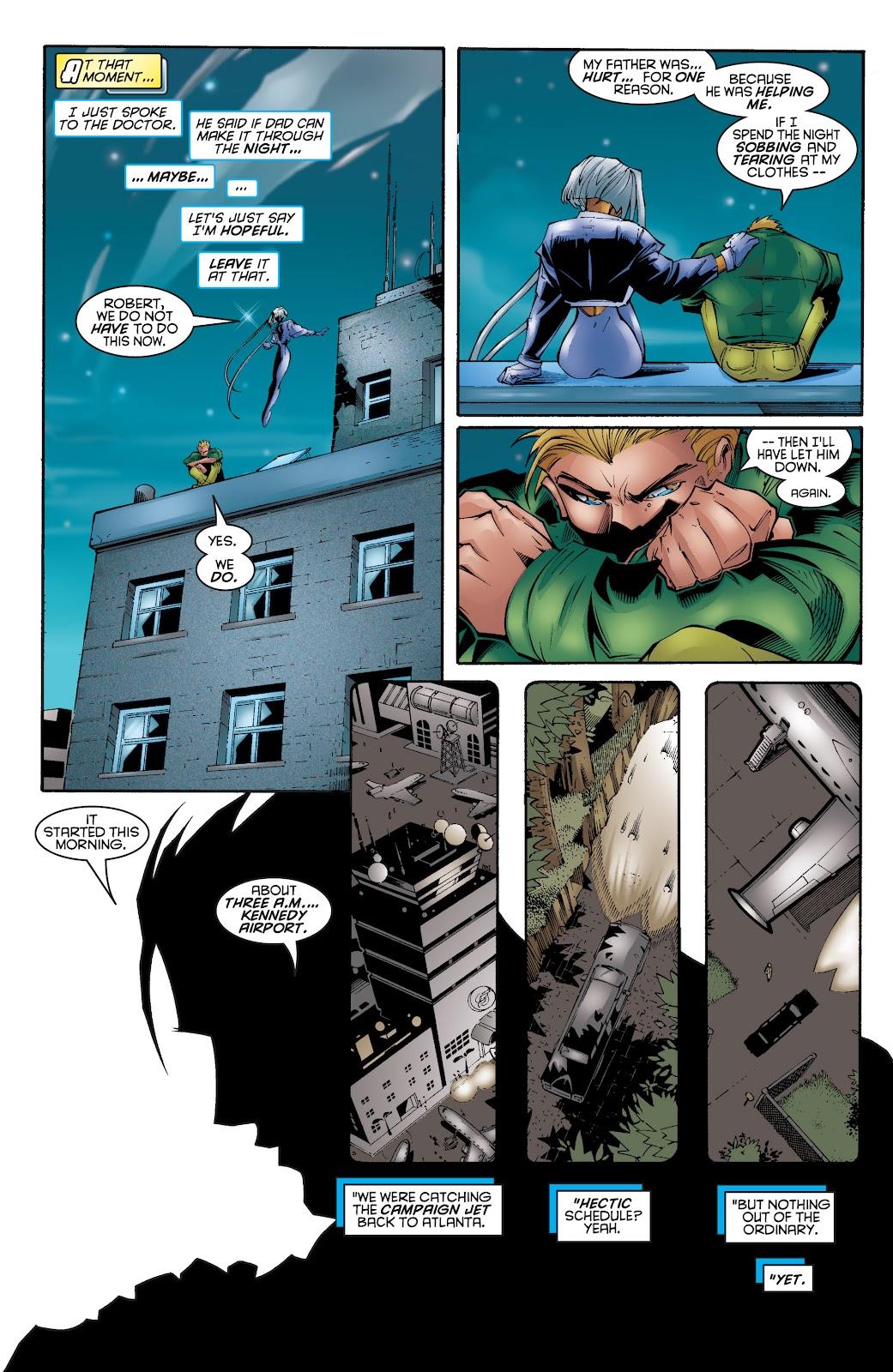 Uncanny X-Men (1963) issue 340 - Page 8