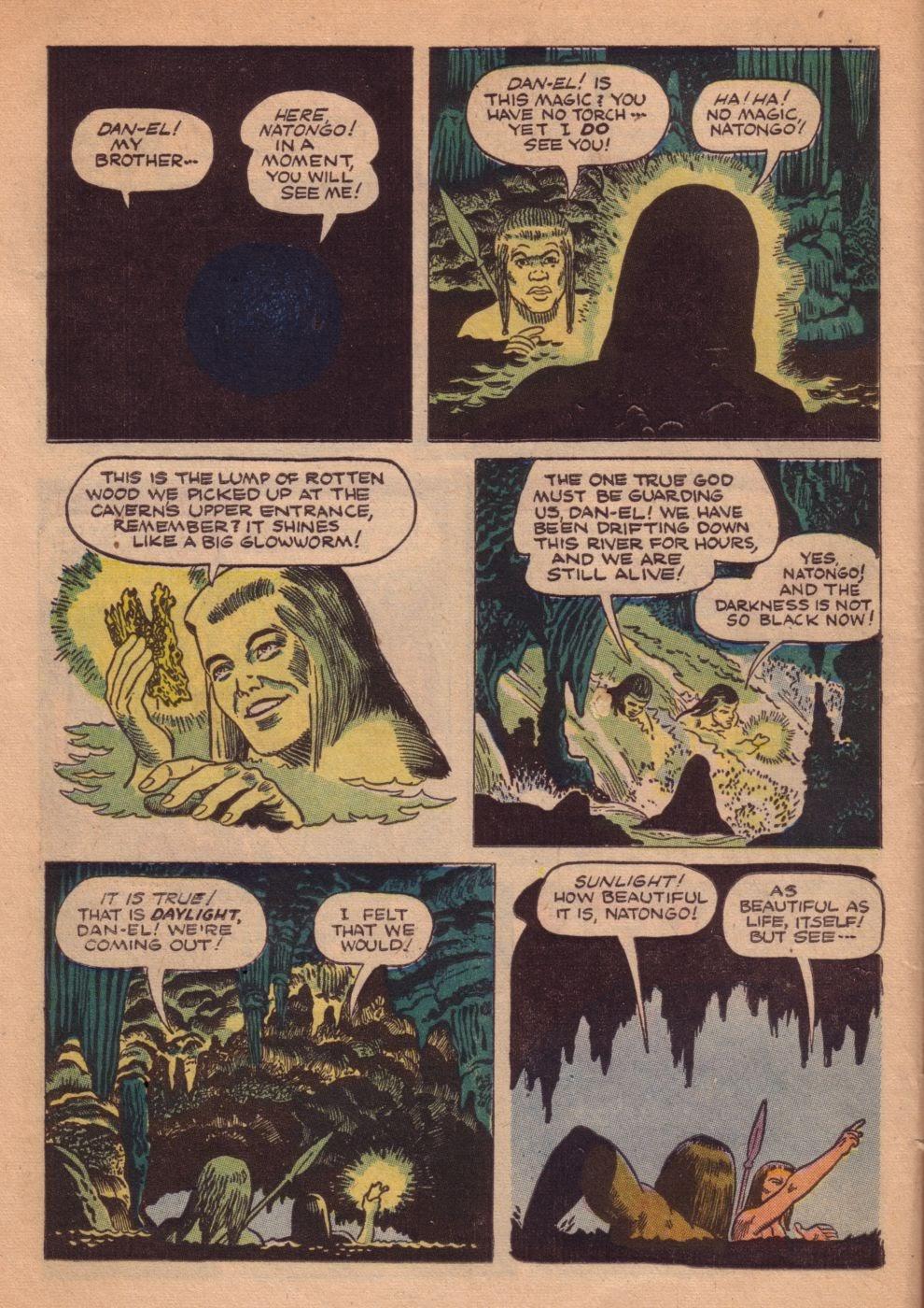 Tarzan (1948) issue 55 - Page 46
