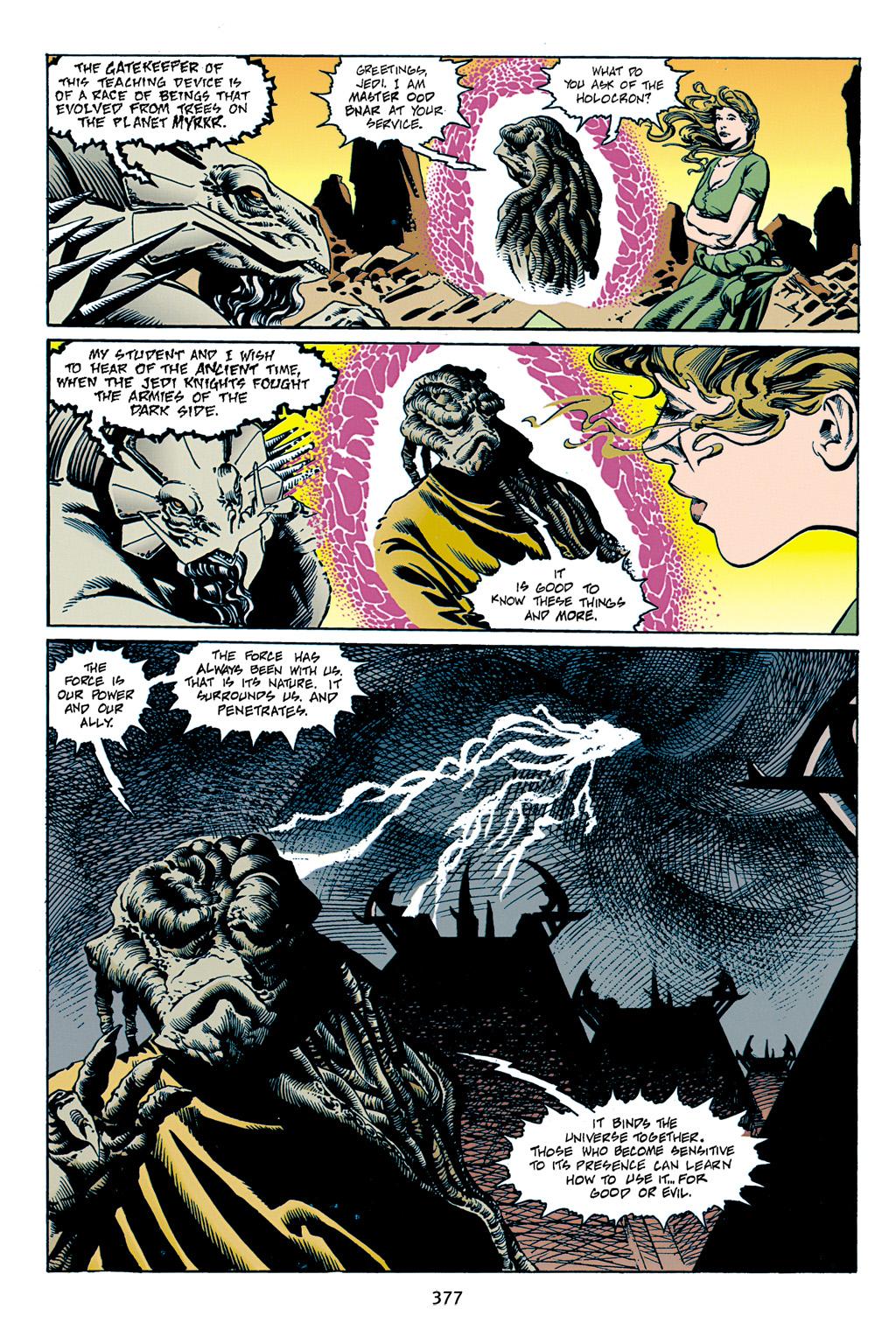 Read online Star Wars Omnibus comic -  Issue # Vol. 4 - 365