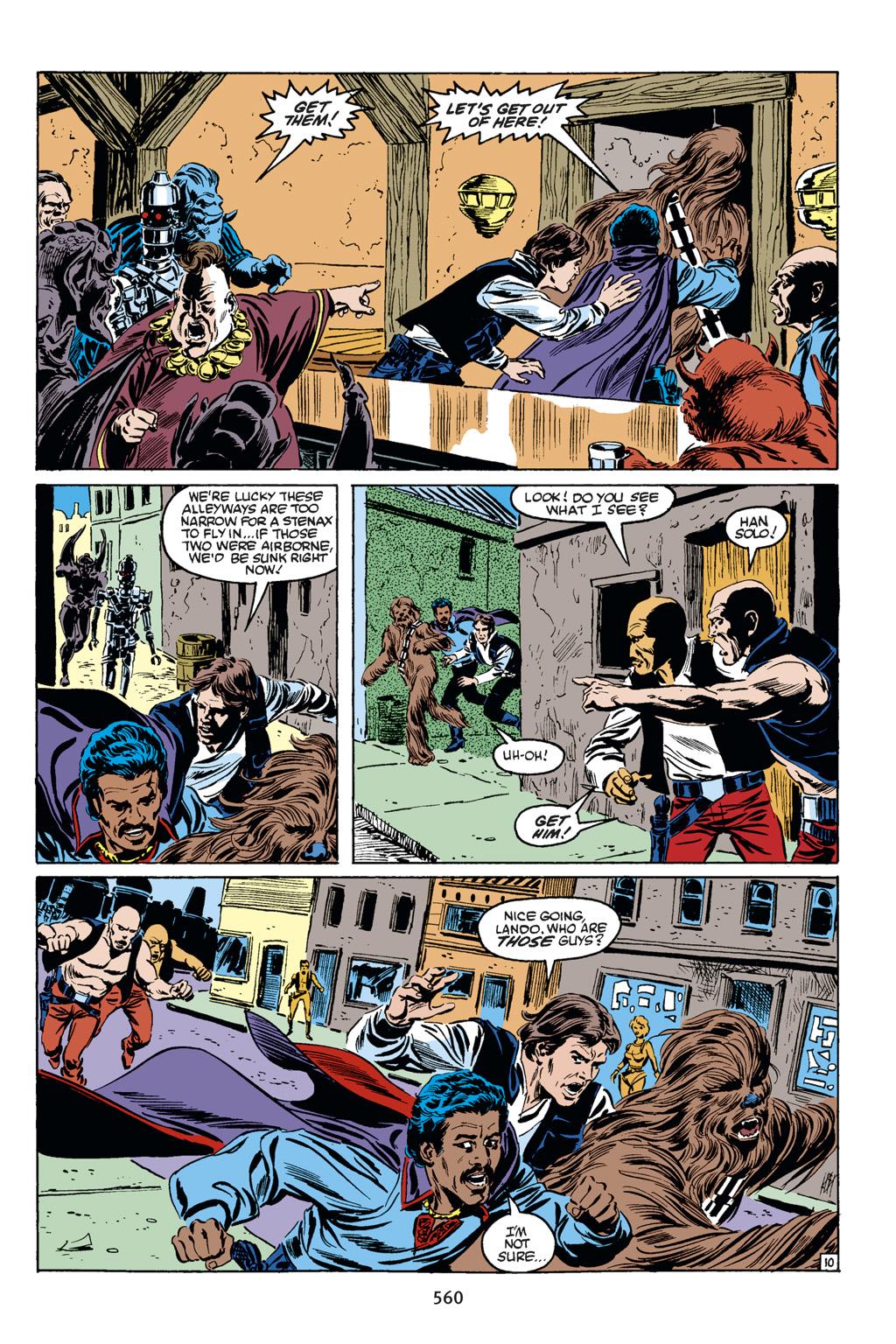 Read online Star Wars Omnibus comic -  Issue # Vol. 18.5 - 273