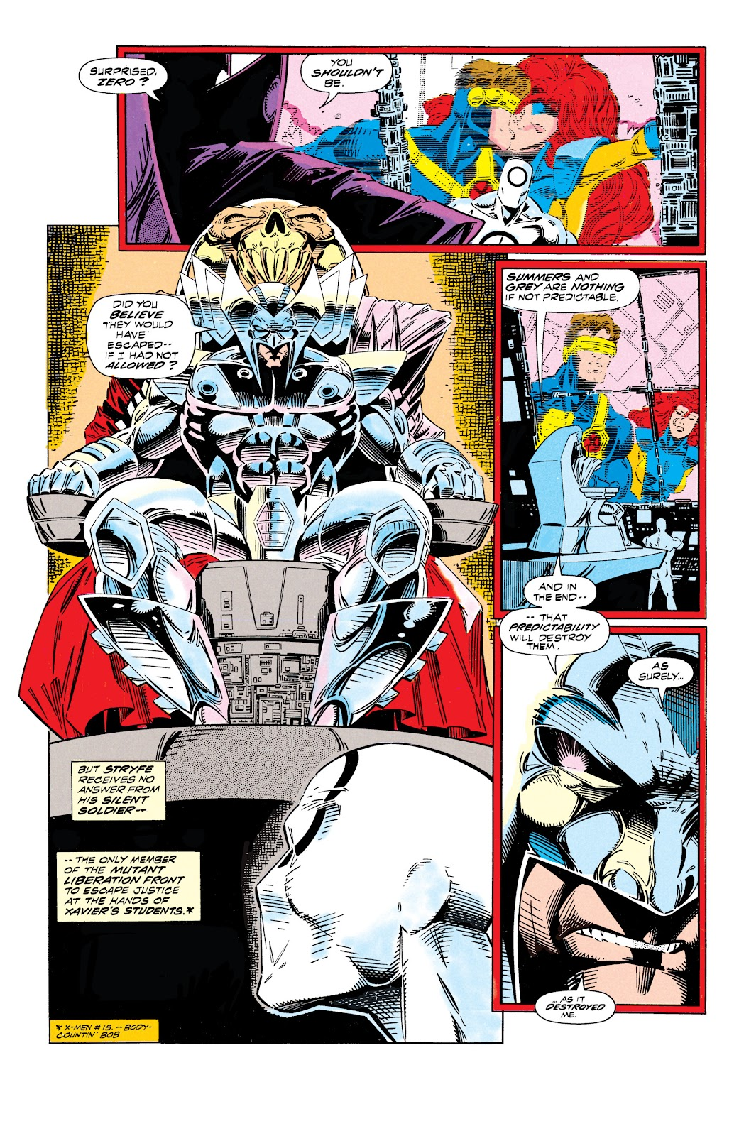 Uncanny X-Men (1963) issue 296 - Page 5