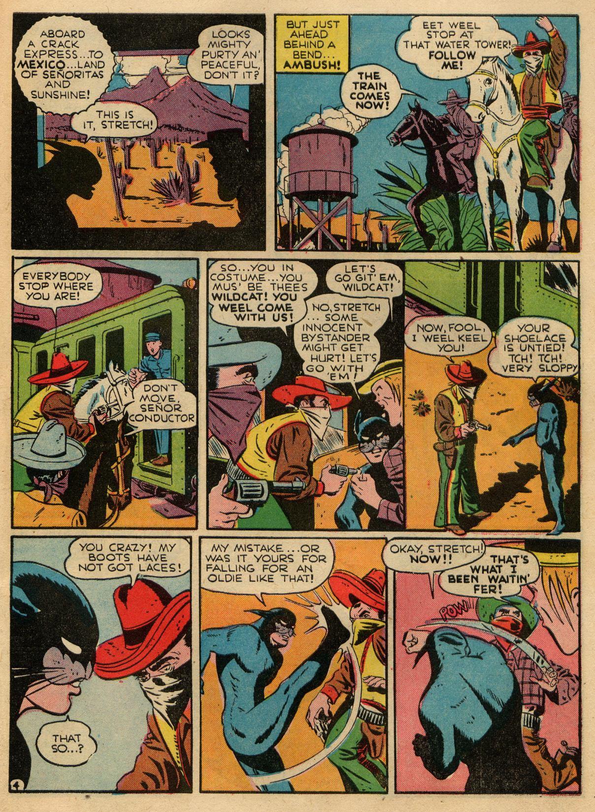 Read online Sensation (Mystery) Comics comic -  Issue #22 - 51