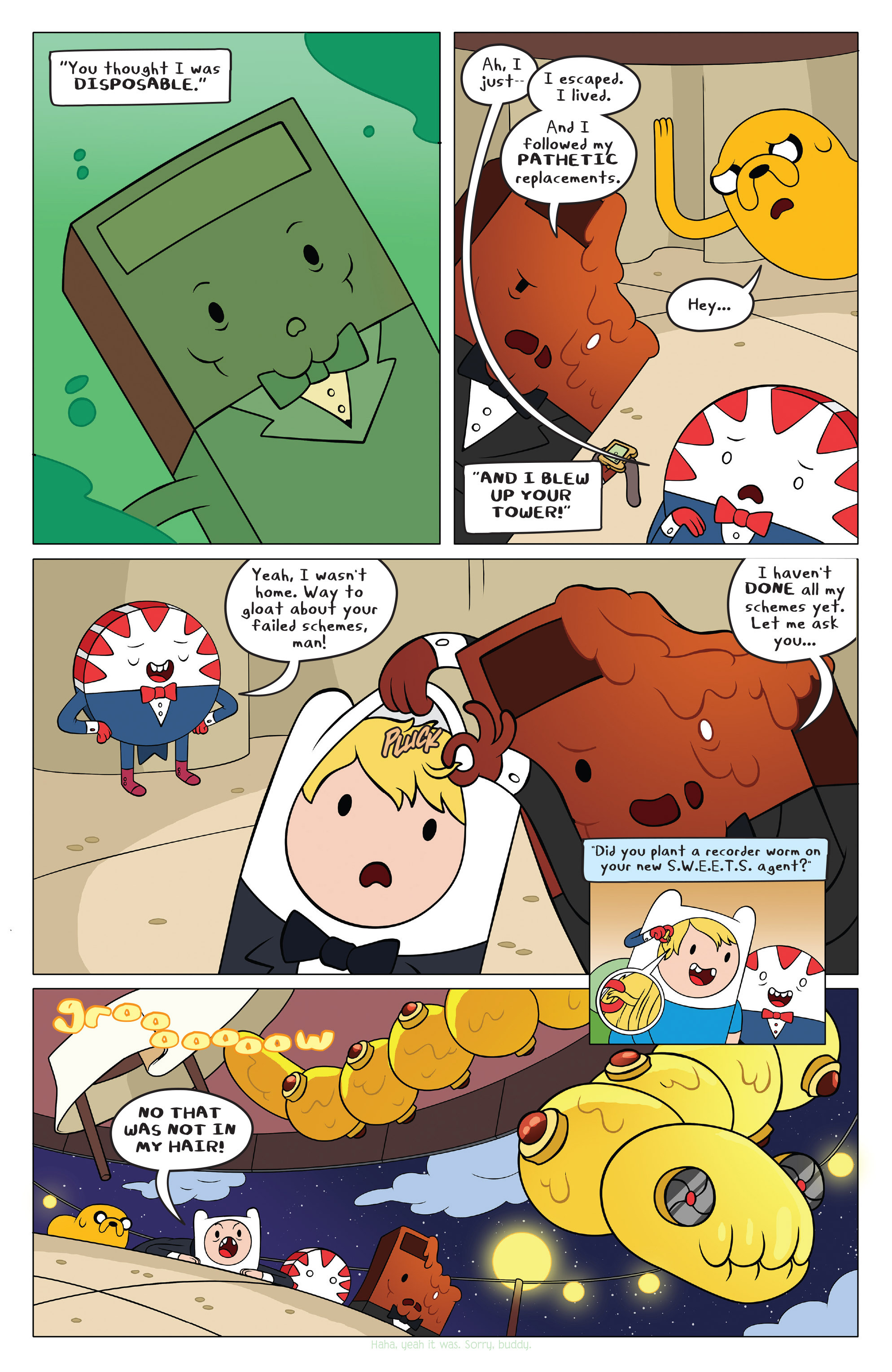 Adventure Time 44 Page 11