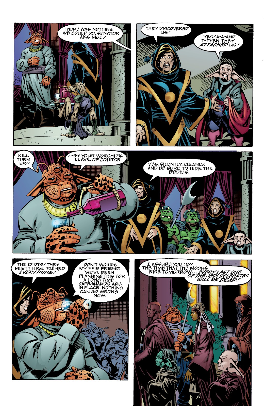 Read online Star Wars Legends Epic Collection: The Menace Revealed comic -  Issue # TPB (Part 3) - 91