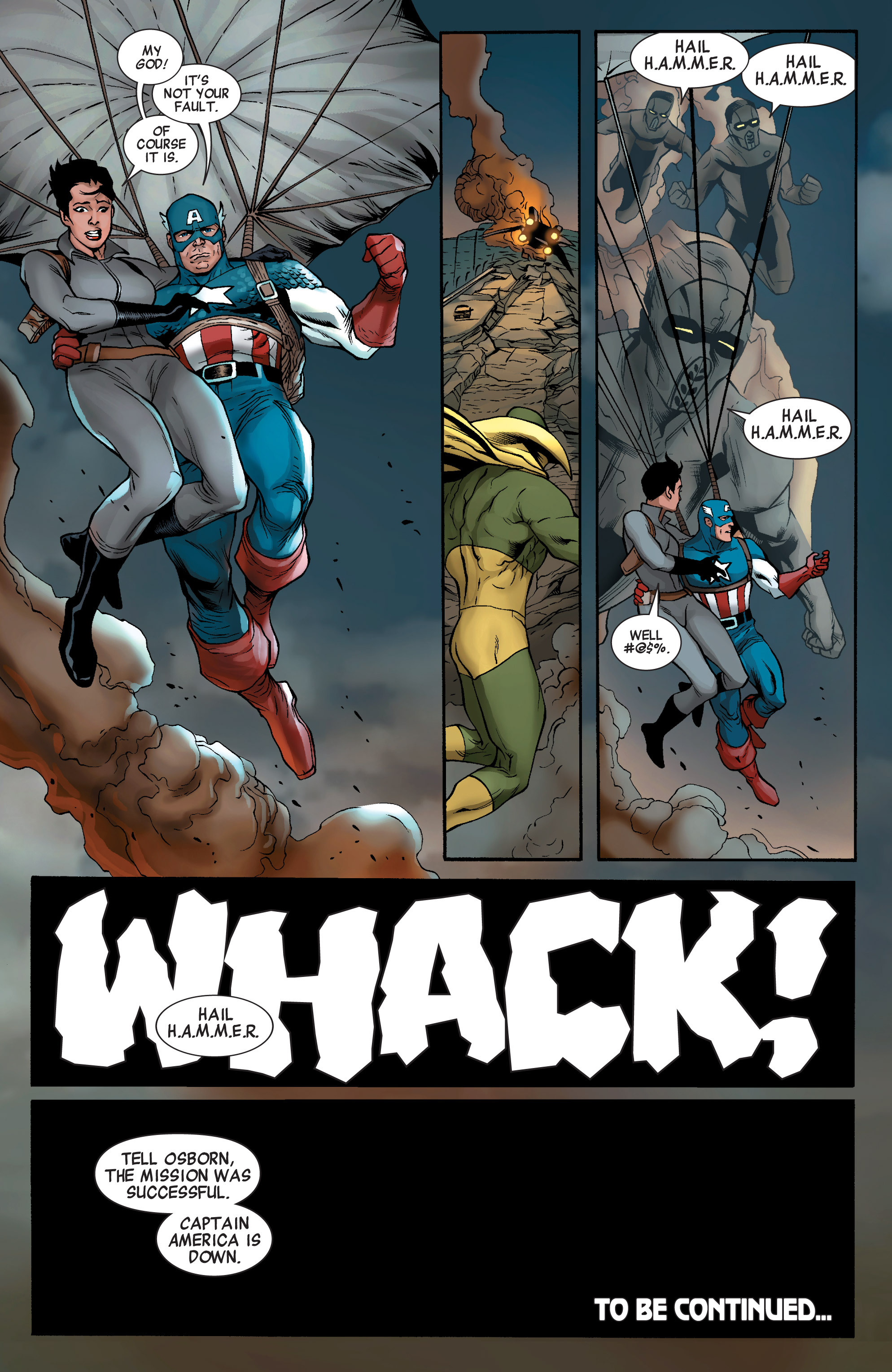Read online Avengers (2010) comic -  Issue #21 - 20
