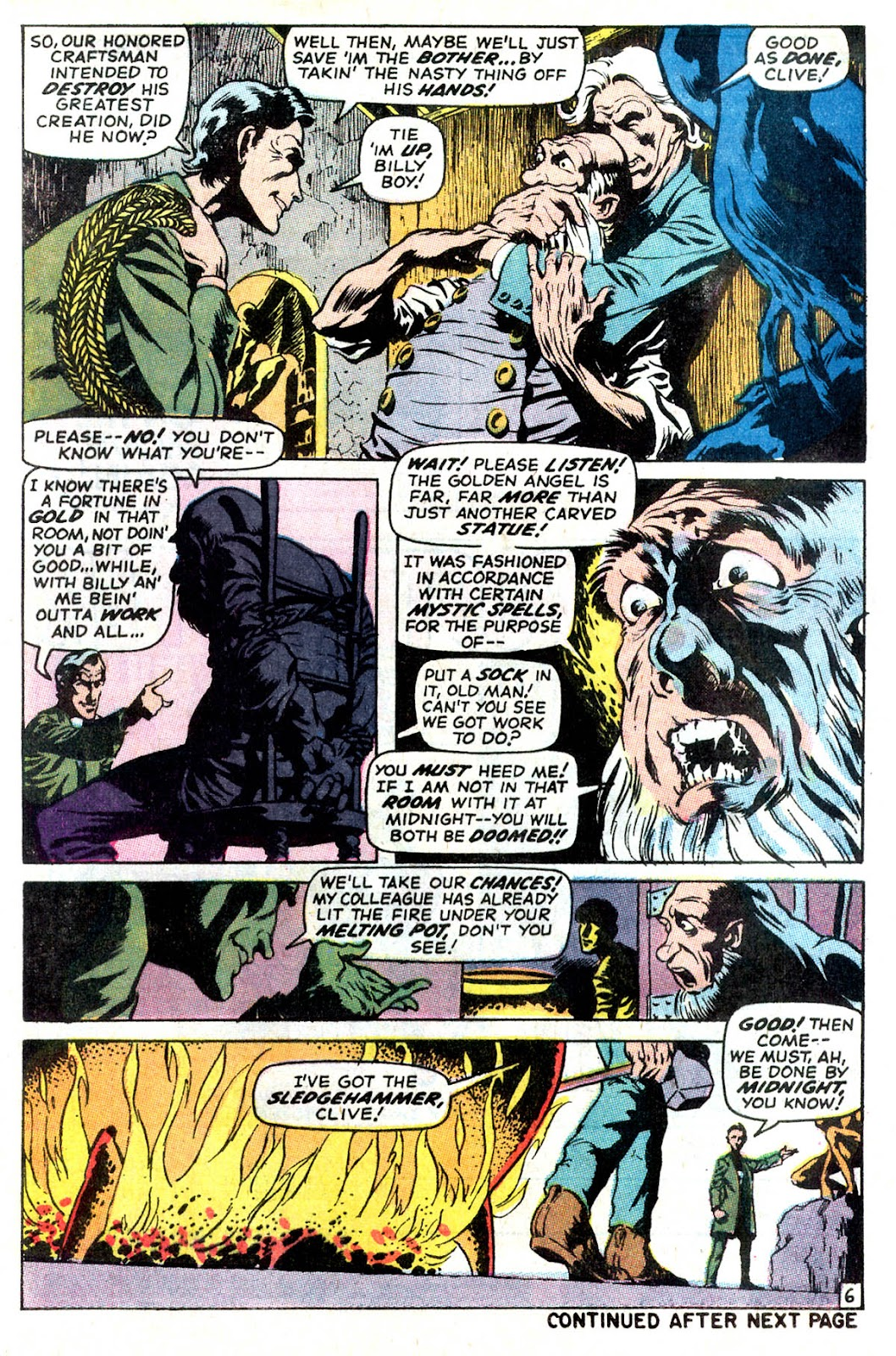 Chamber of Darkness issue 7 - Page 7